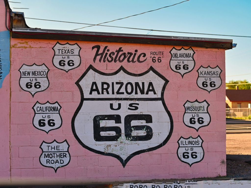 Legendarna Route 66