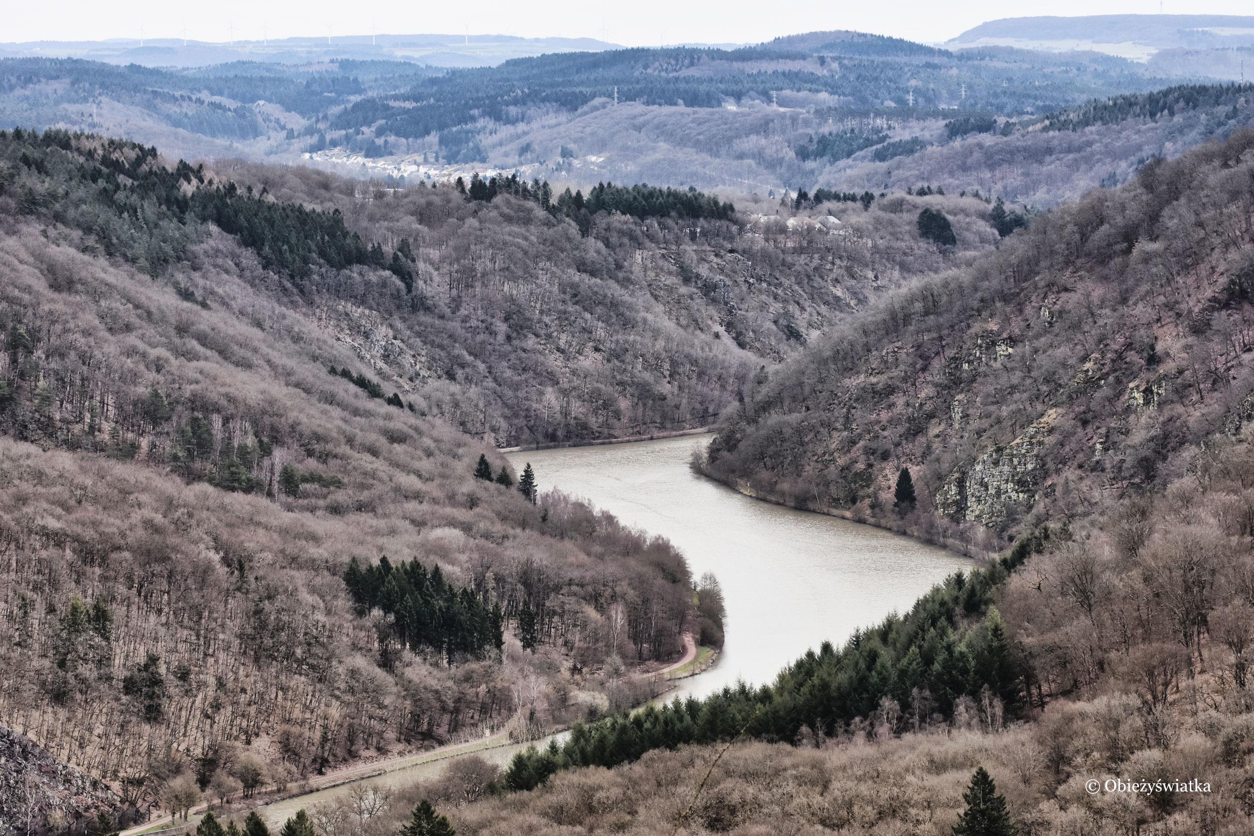 Meandry rzeki Saary, Niemcy