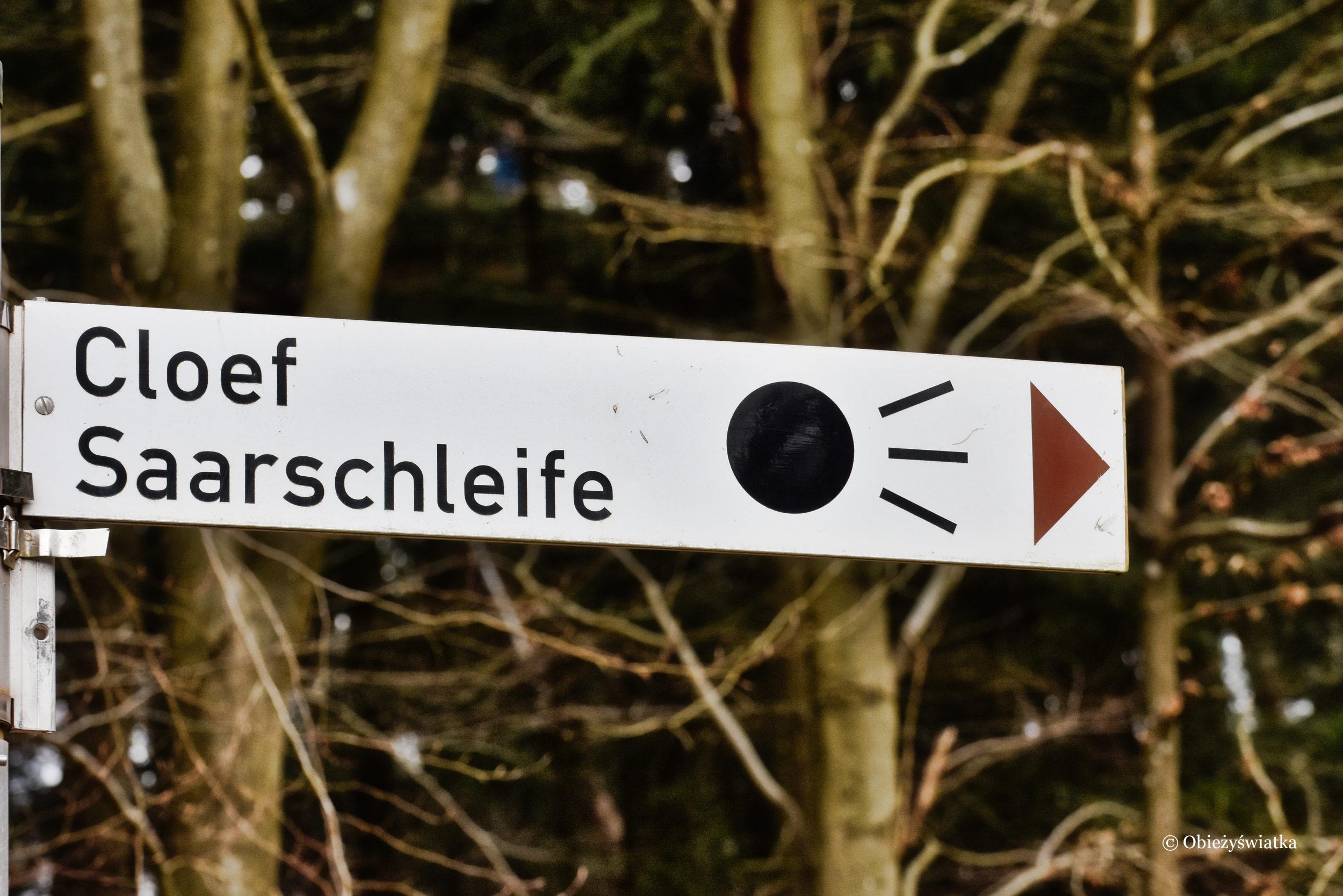 Szyld Saarschleife, Niemcy
