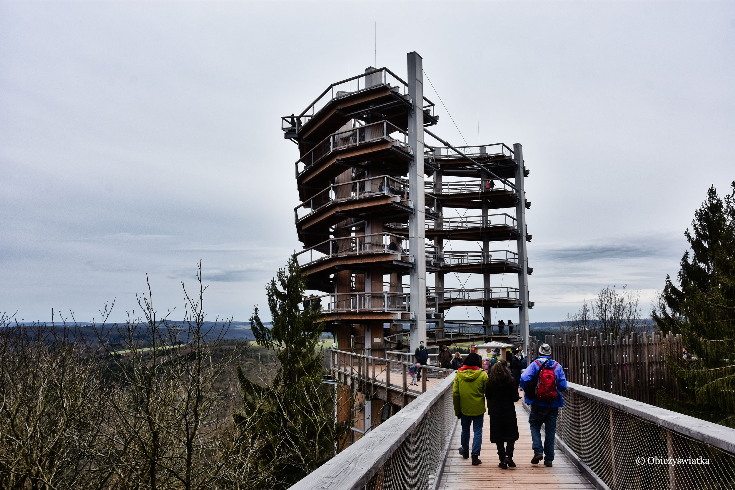 Wieża widokowa Saarschleife