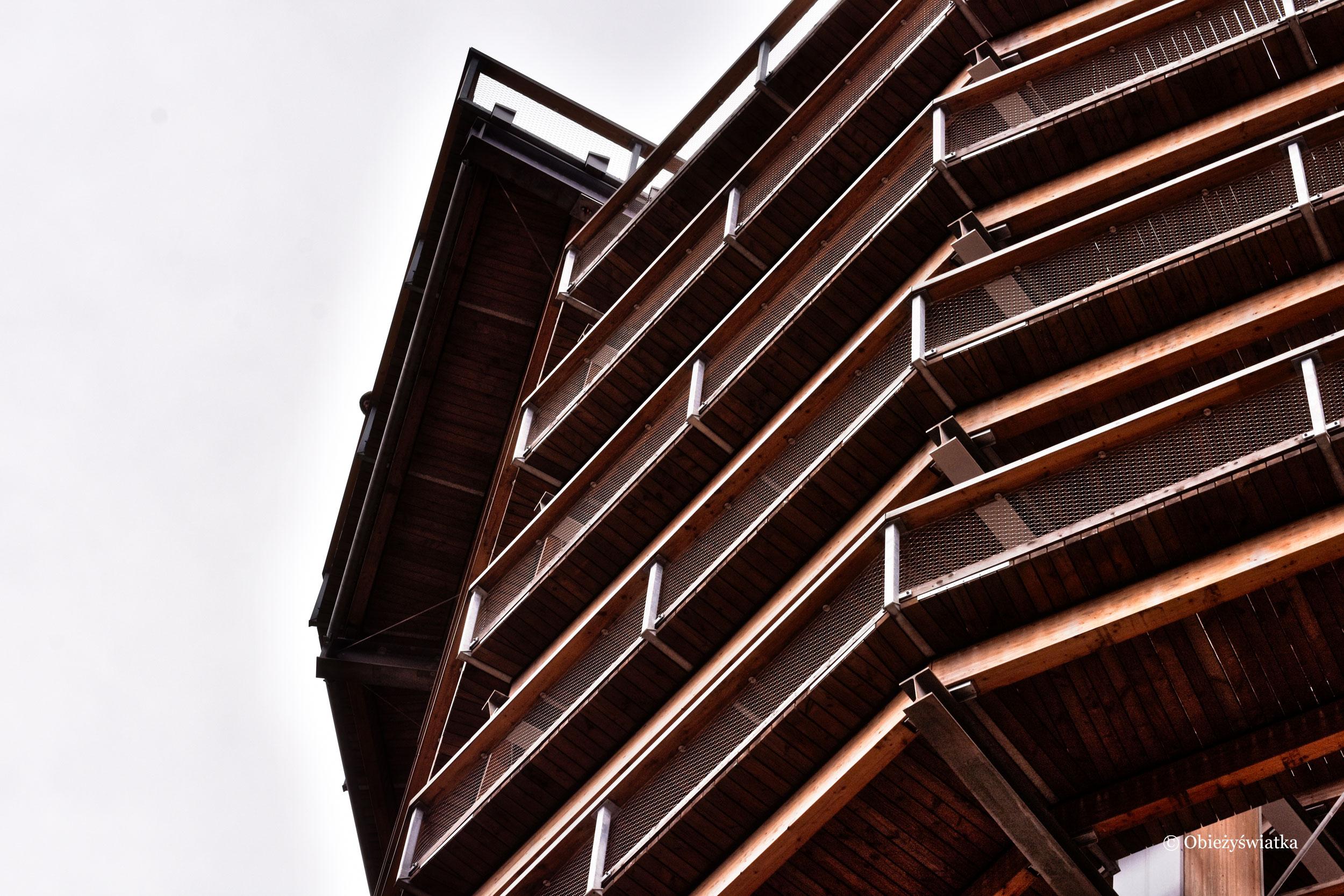 Wieża widokowa Saarschleife / Zakole Saary