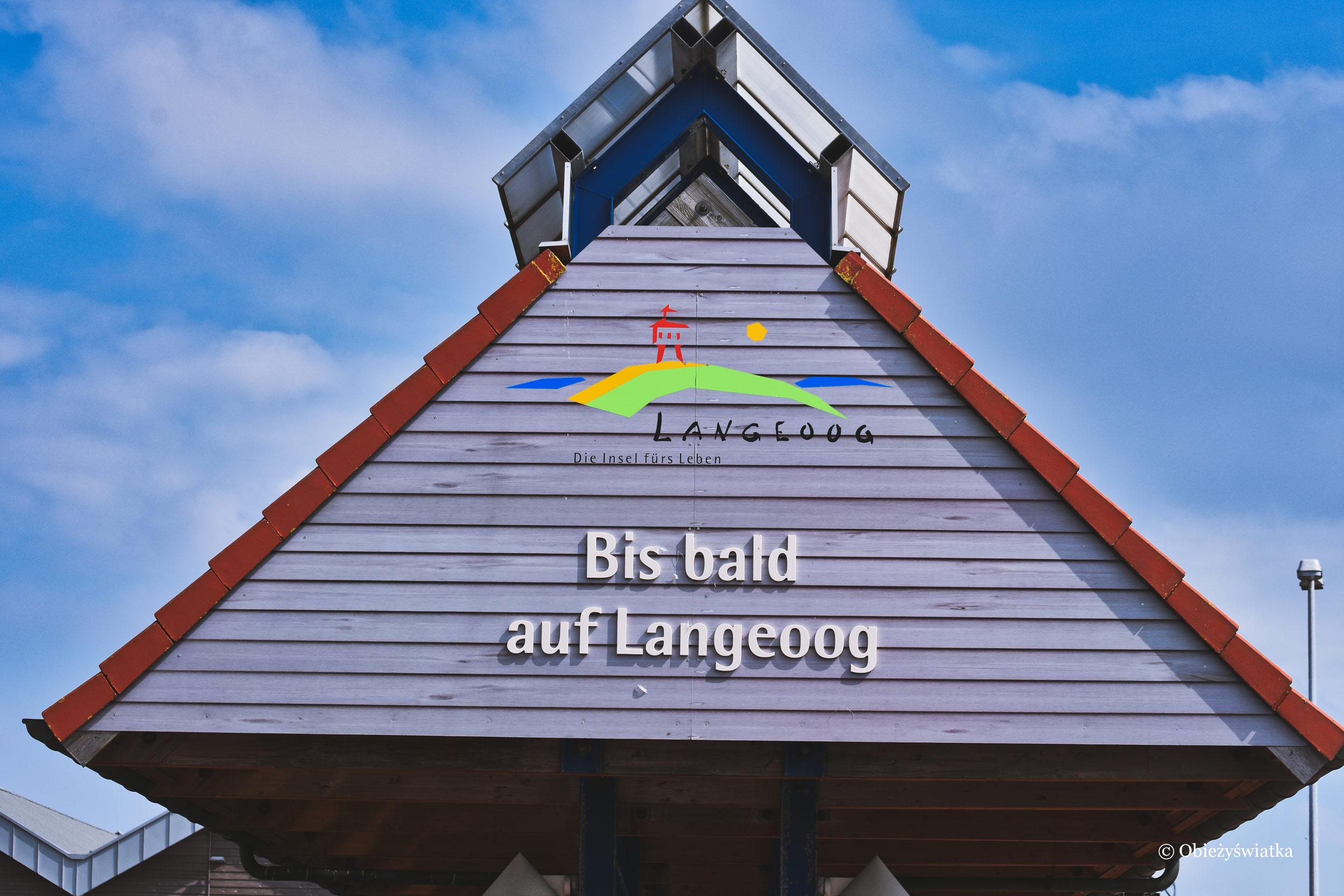 Do zobaczenia na Wyspie Langeoog, Niemcy