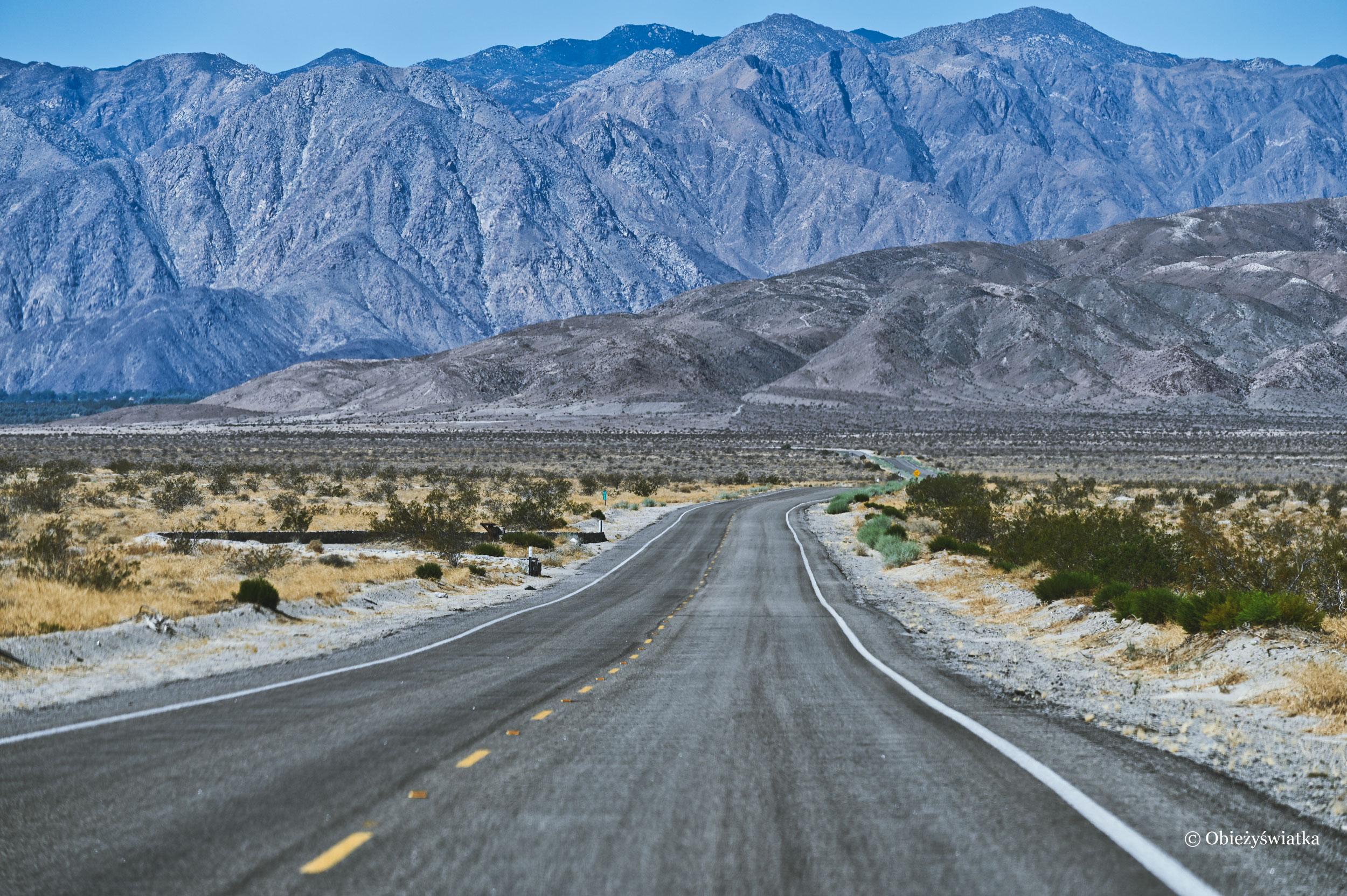 Anza Borrego Desert State Park, Kalifornia
