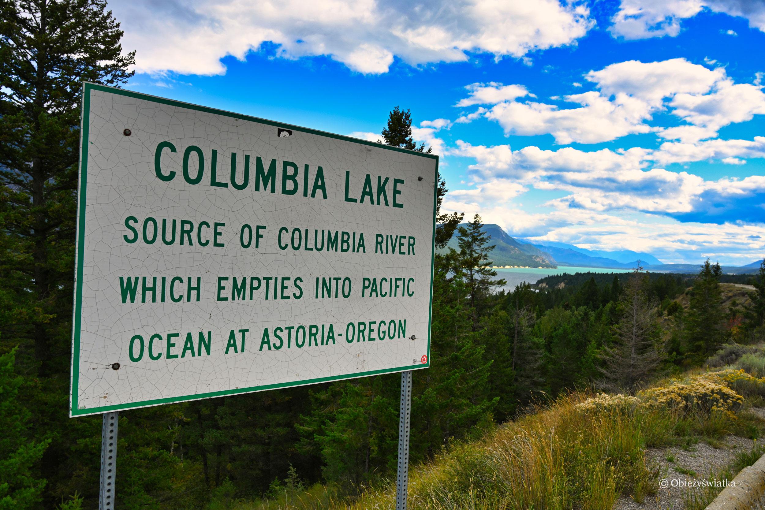 Columbia Lake, Canada