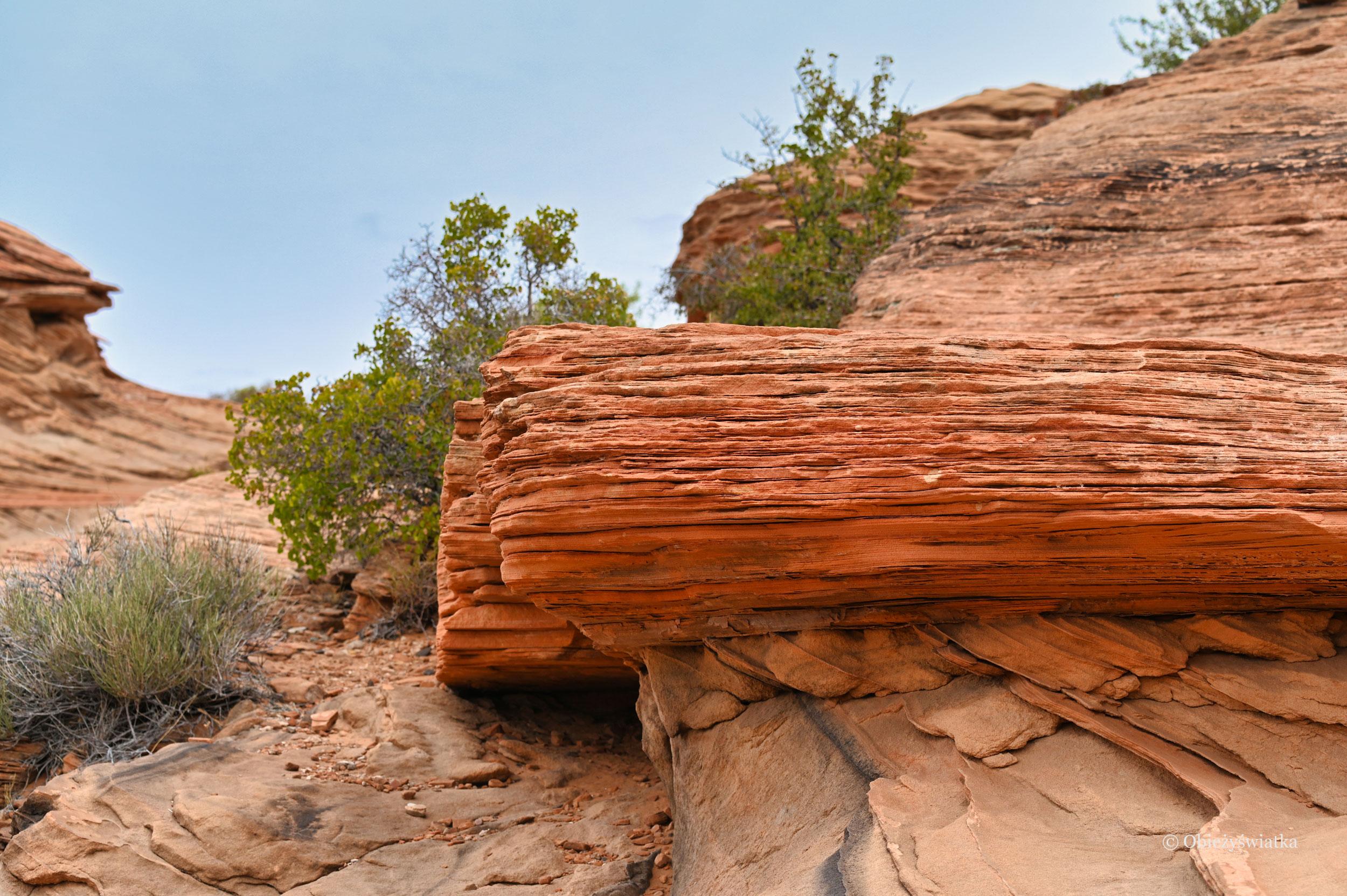 Rudości - Glen Canyon
