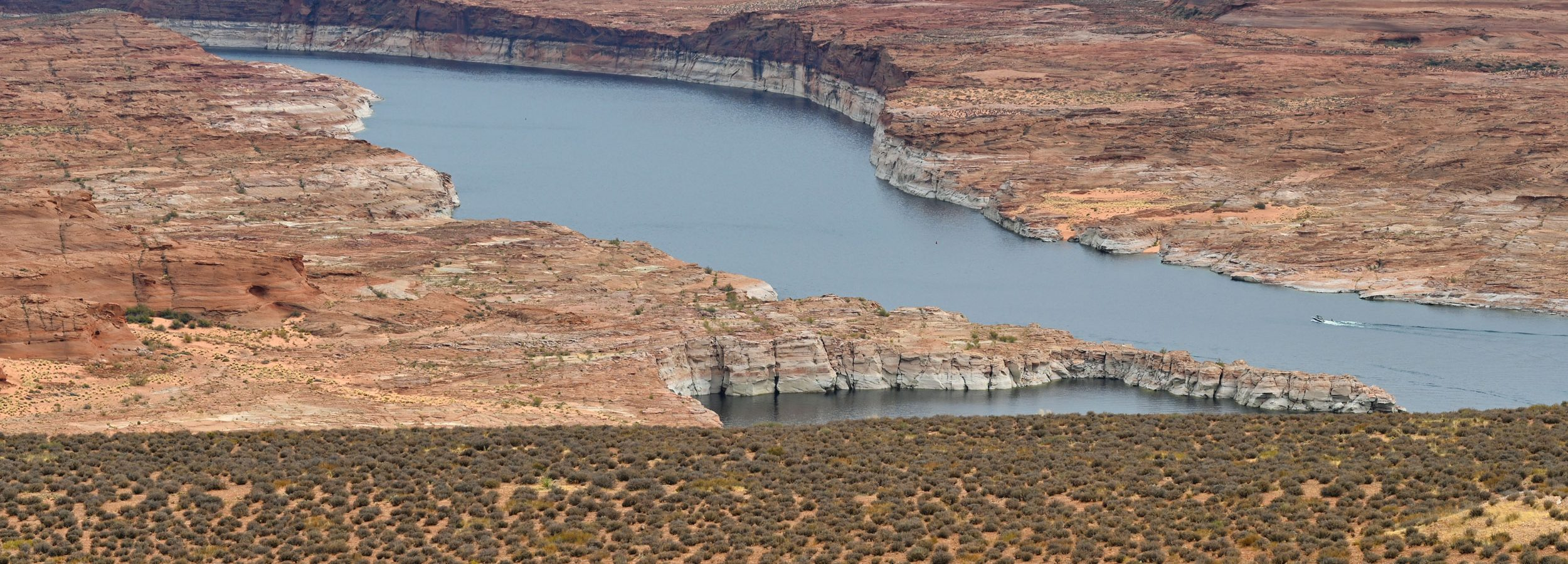 Lake Powell / Jezioro Powell