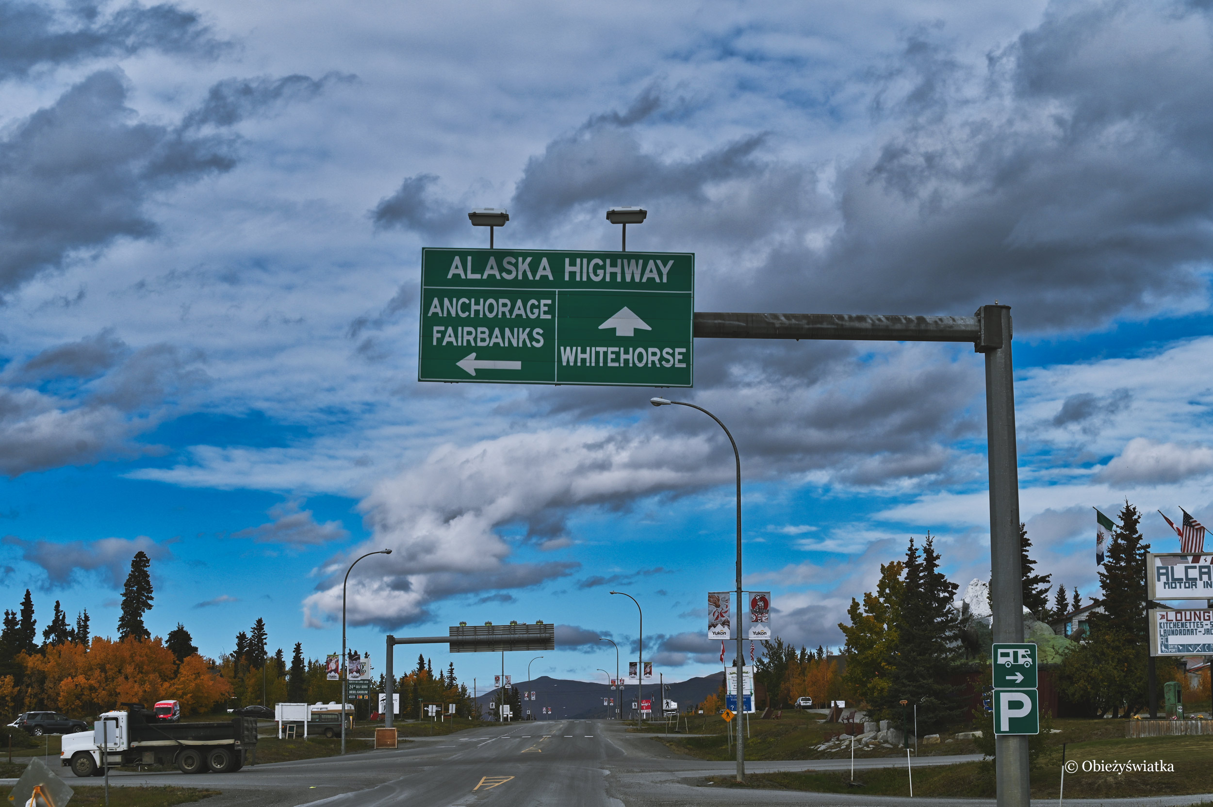 Kierunek Alaska: Anchorage