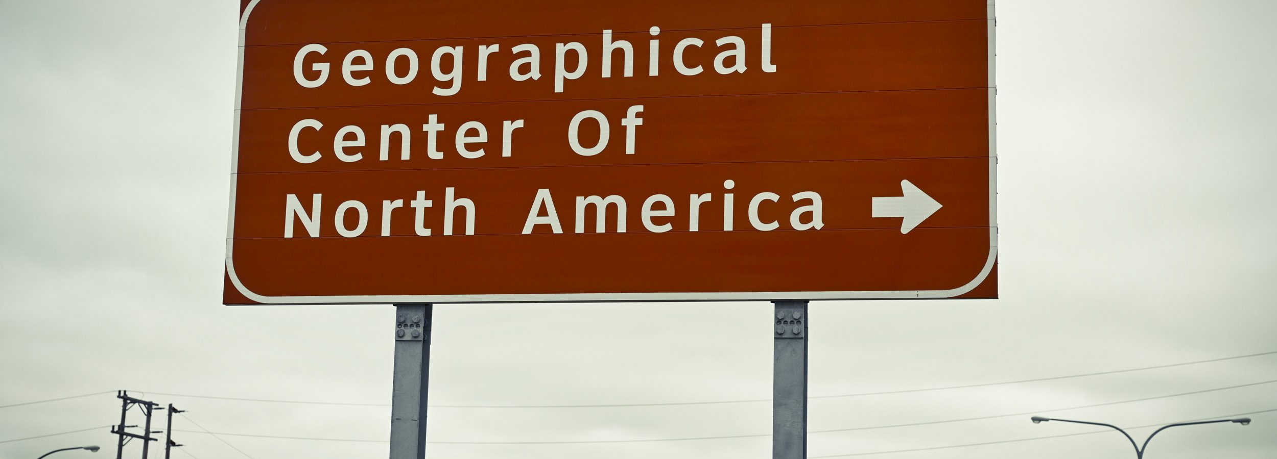 Geographical Center of North America, Rugby, ND