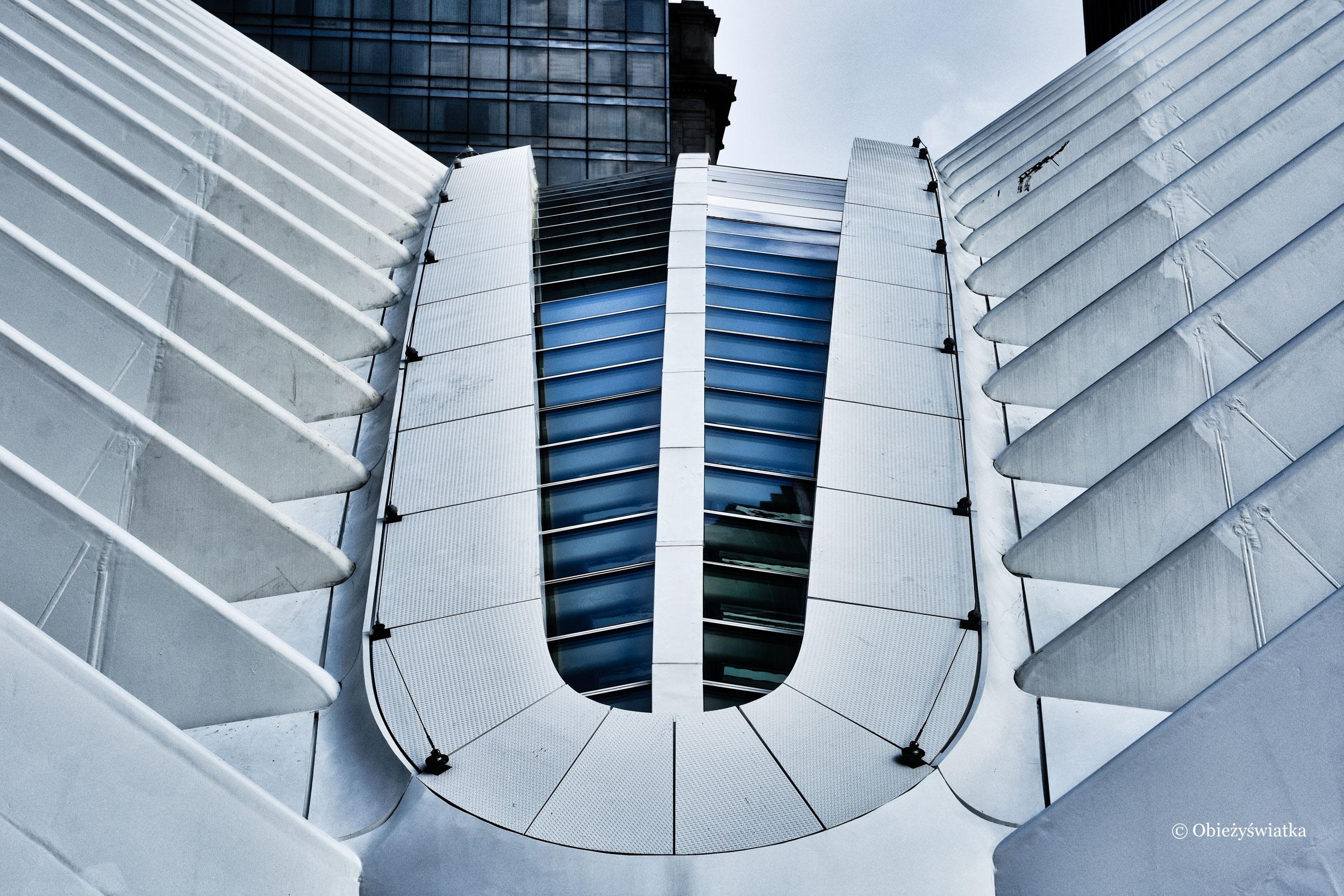 Stacja metra, Nowy Jork, World Trade Center