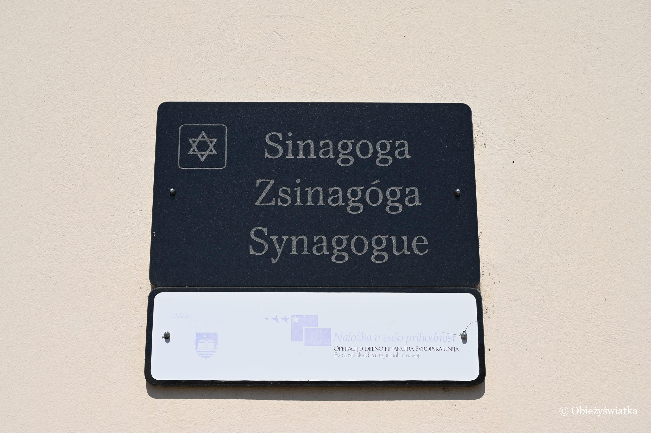 Synagoge w Lendavie