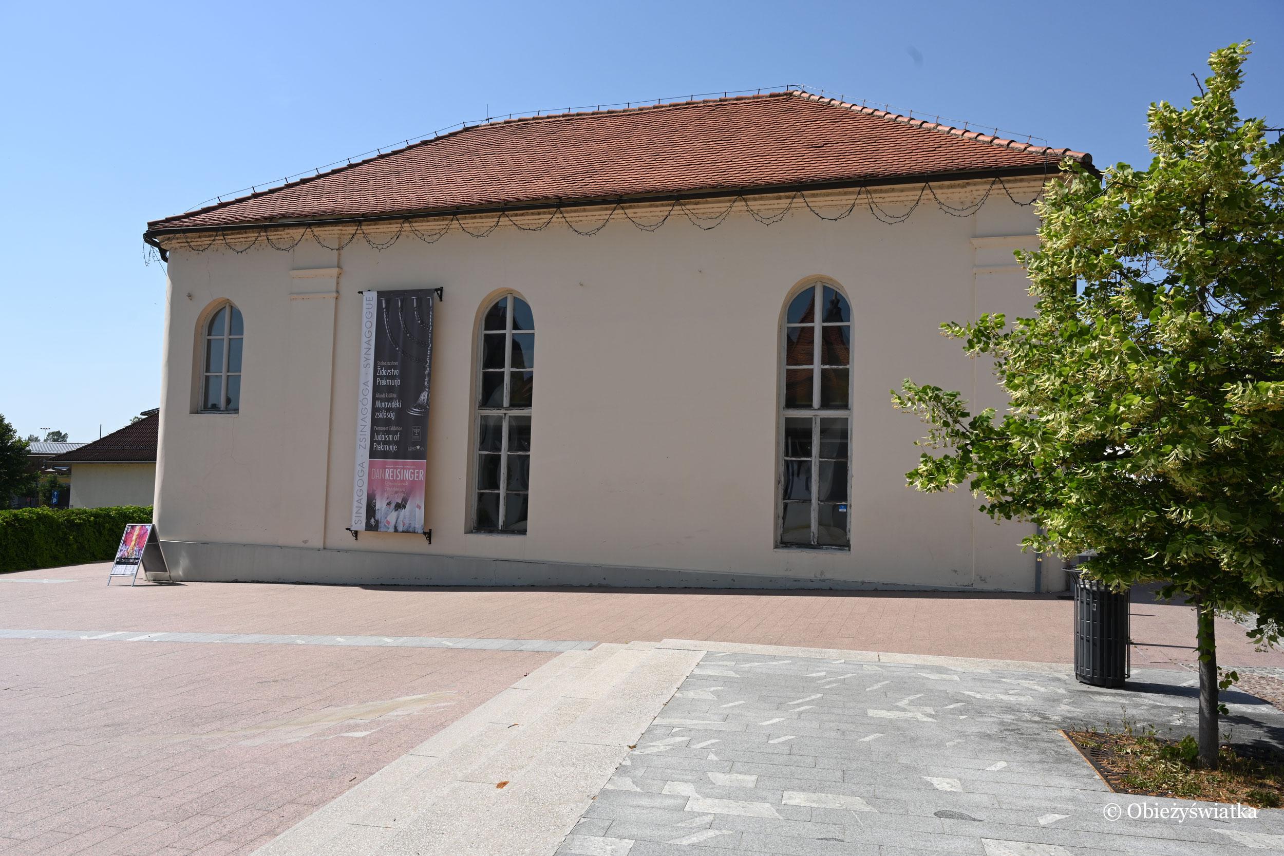 Lednava - Synagoga