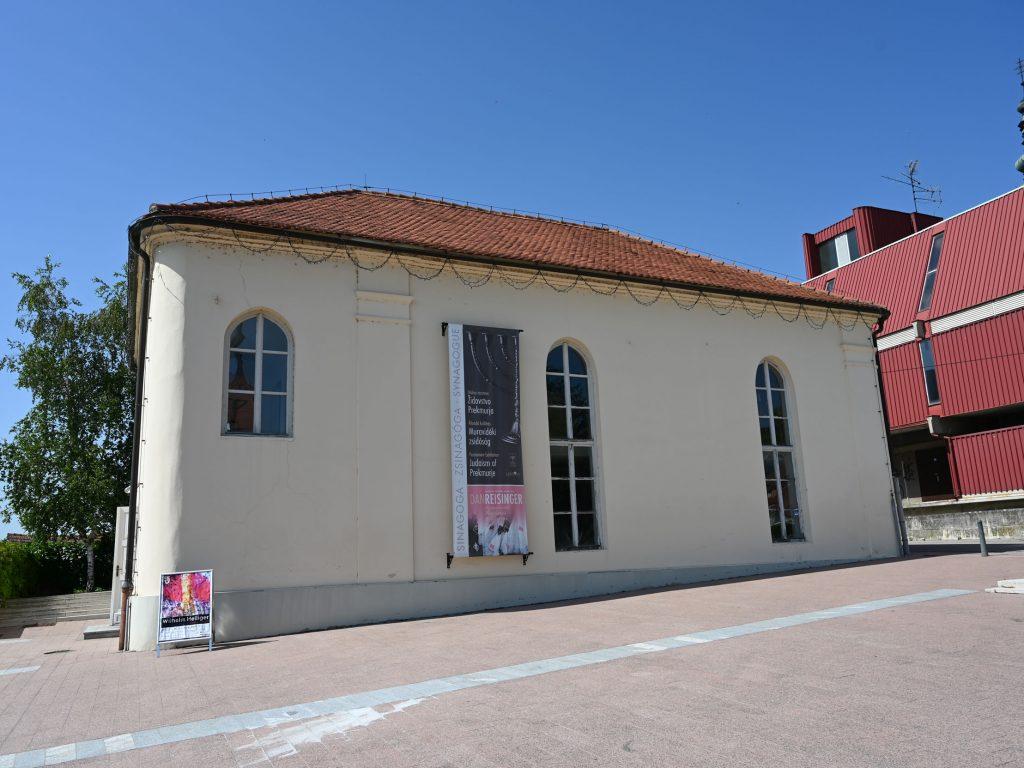Synagoga, Lendava, Słowenia