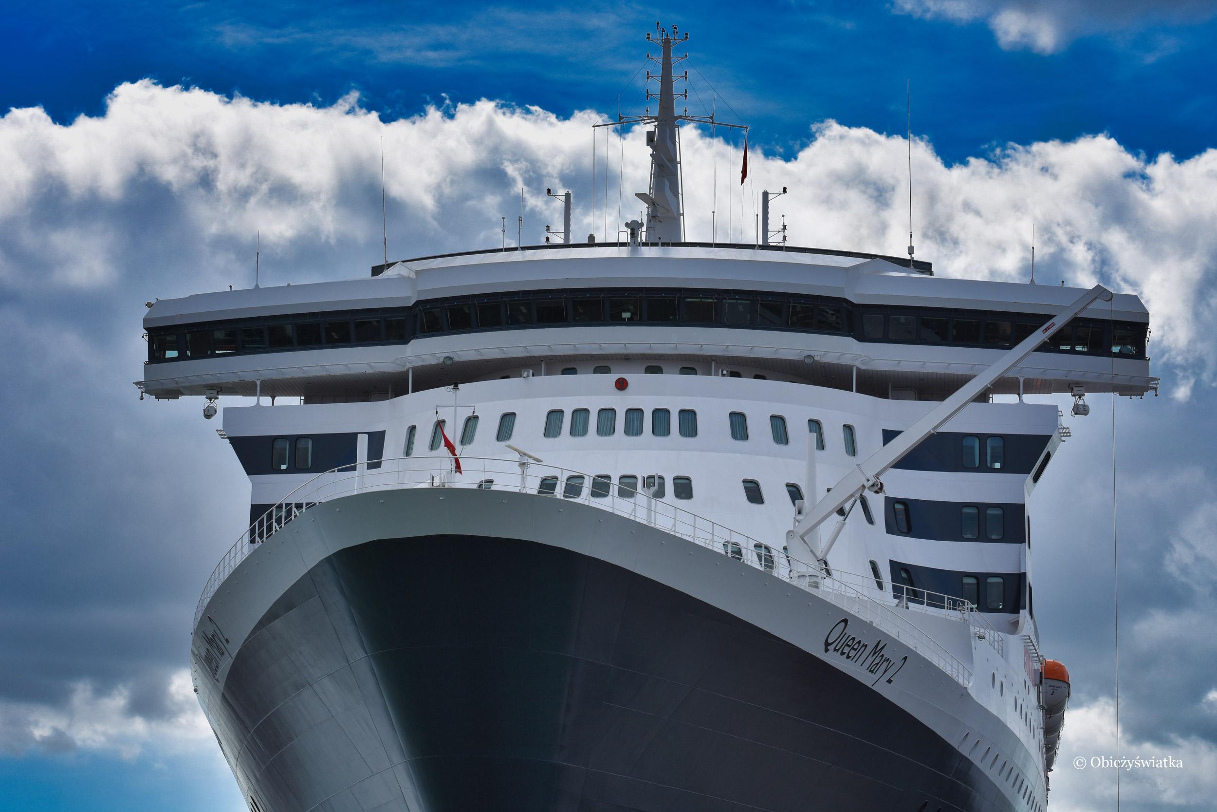 Liniowiec transatlantycki Queen Mary 2