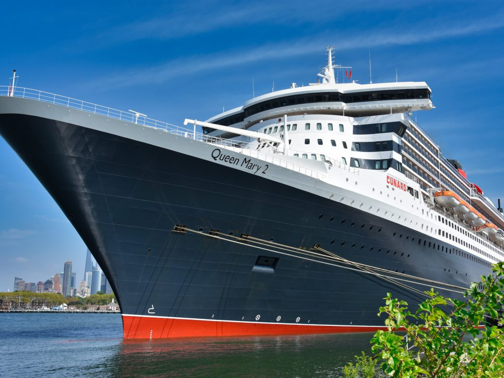 Transatlantyk Queen Mary 2