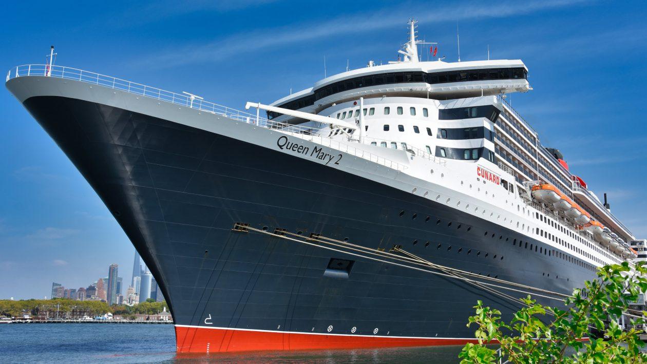 Transatlantyk Queen Mary 2