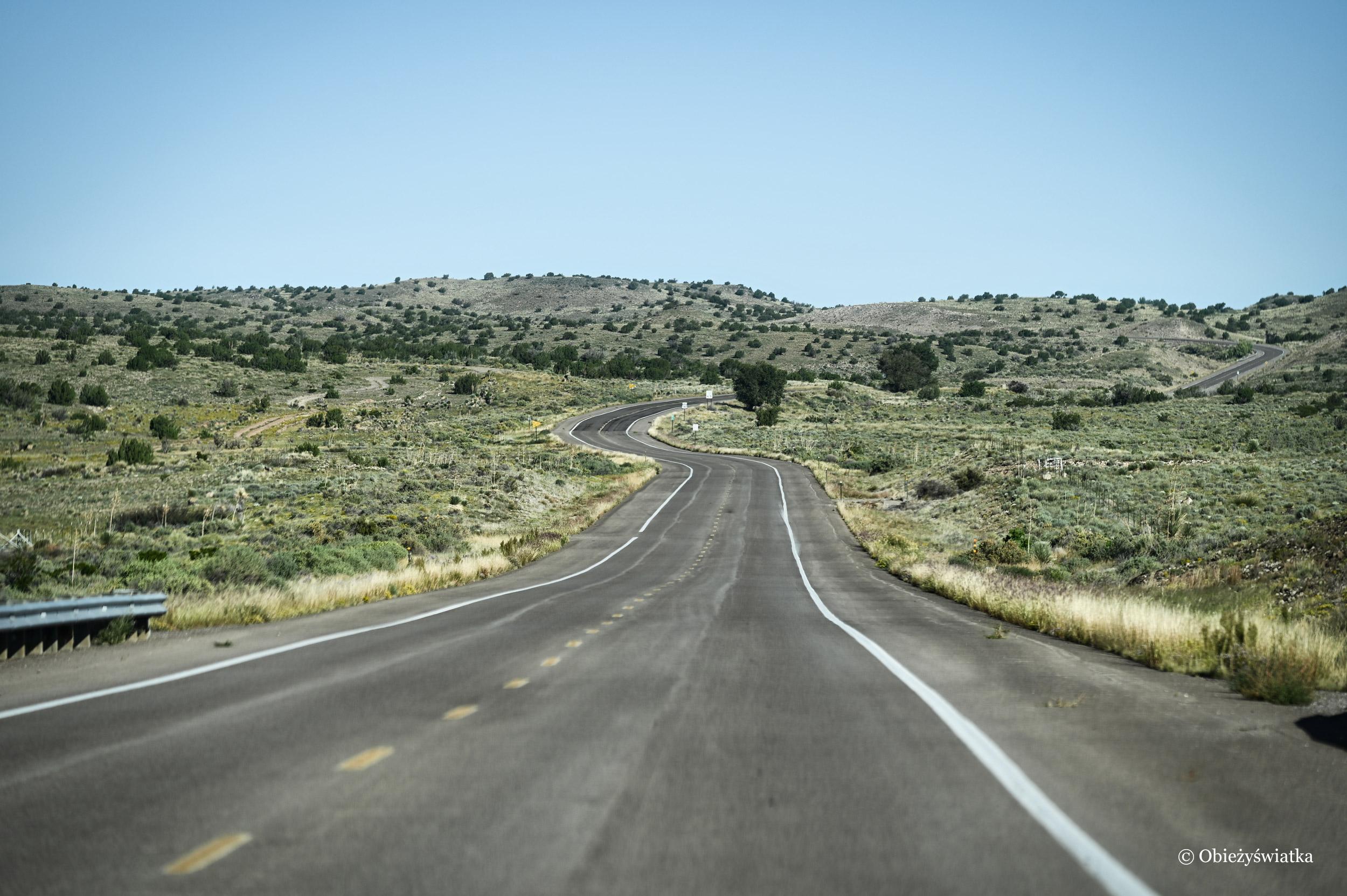 Jadąc przez Nowy Meksyk...