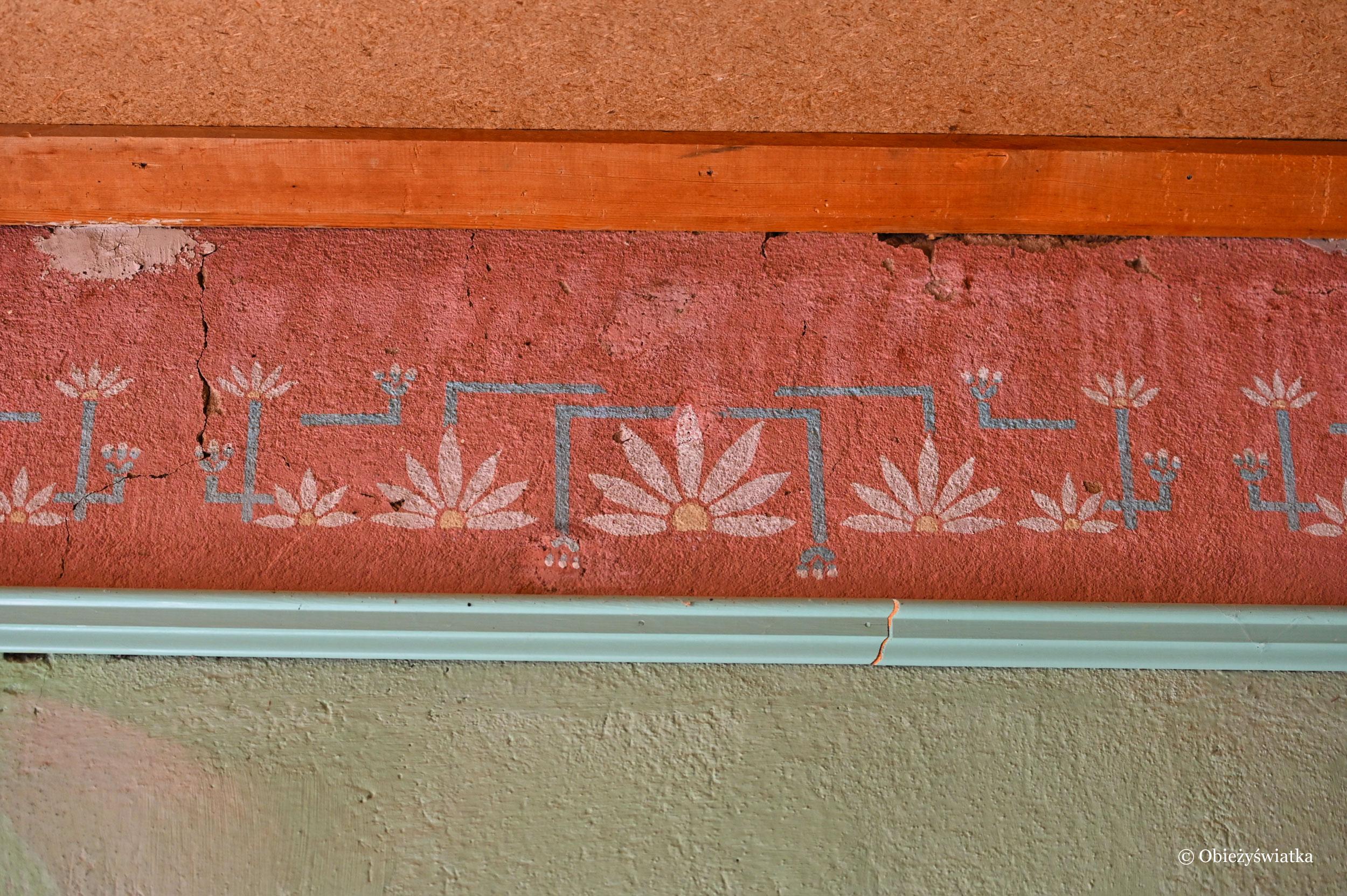 Ślady dawnego życia - McDonalds Ranch House, Nowy Meksyk