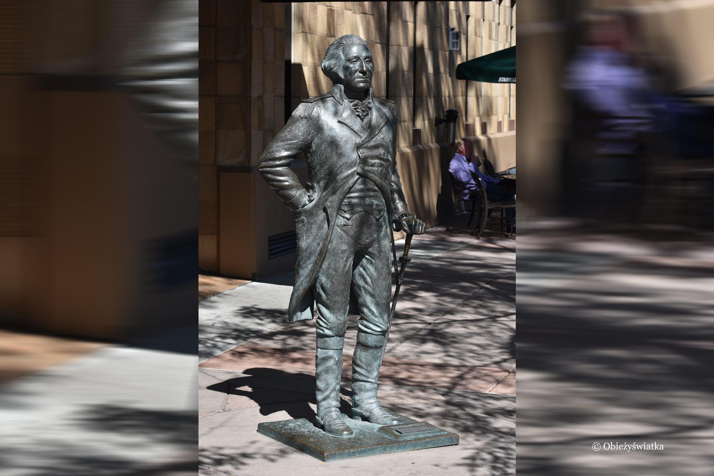 1. prezydent George Washington