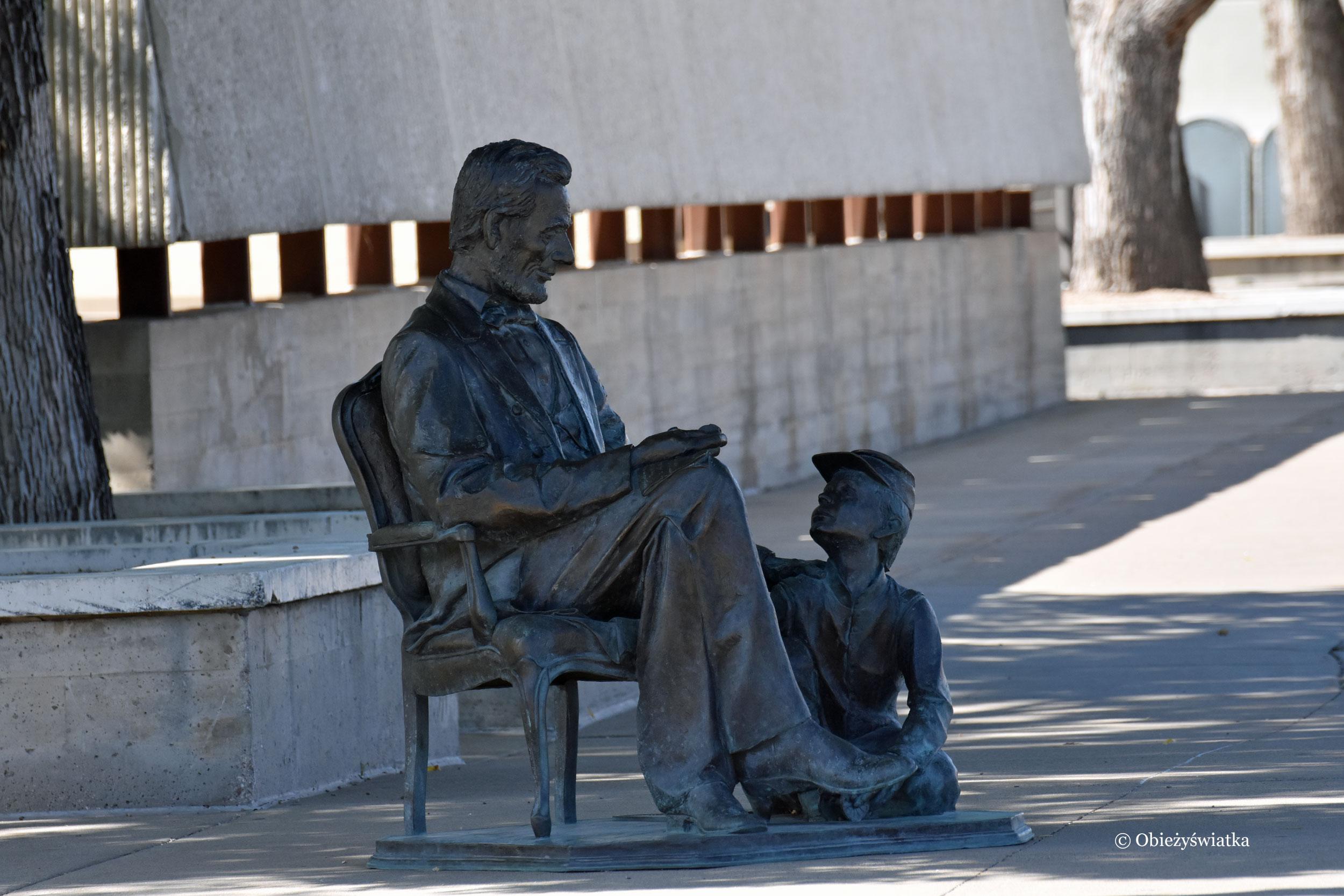 16. prezydent Abraham Lincoln