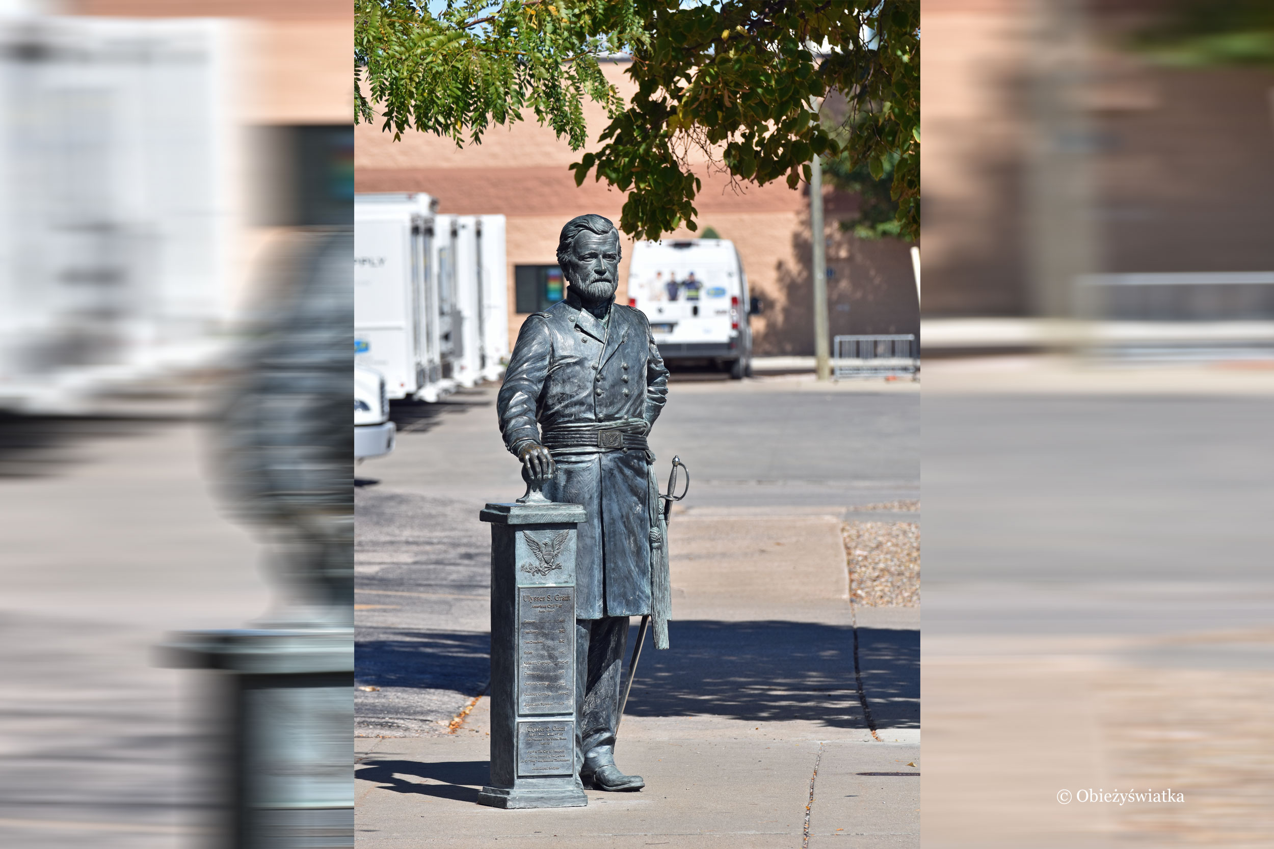 18. prezydent Ulysses S. Grant