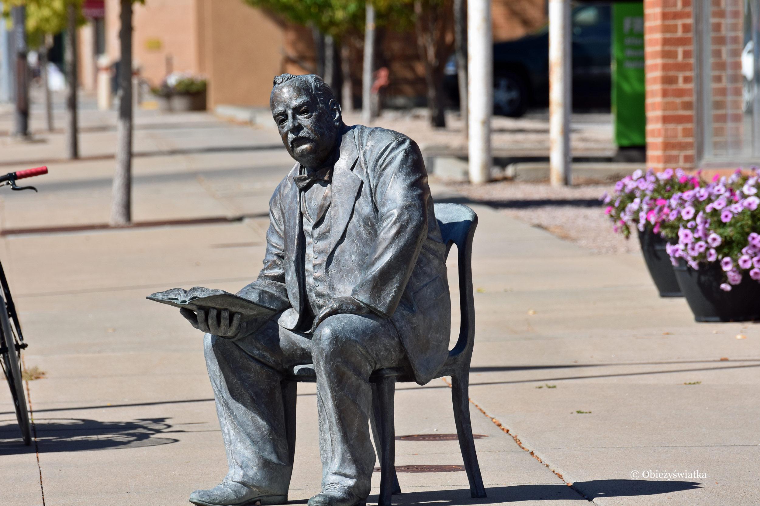 22. i 24. prezydent Grover Cleveland