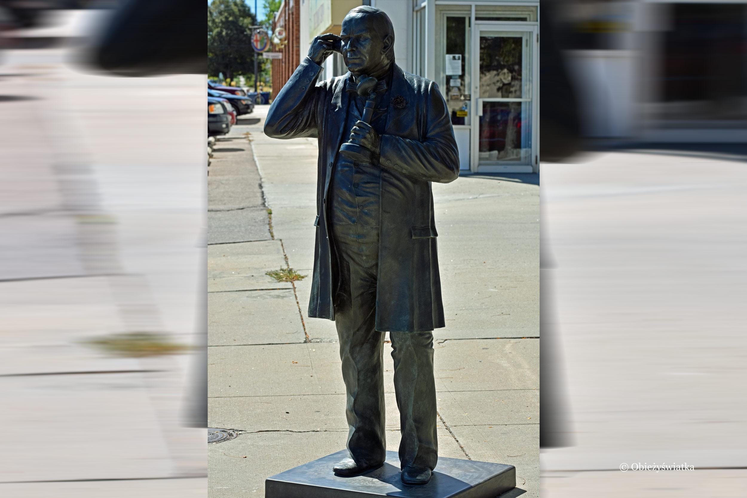 25. prezydent William McKinley