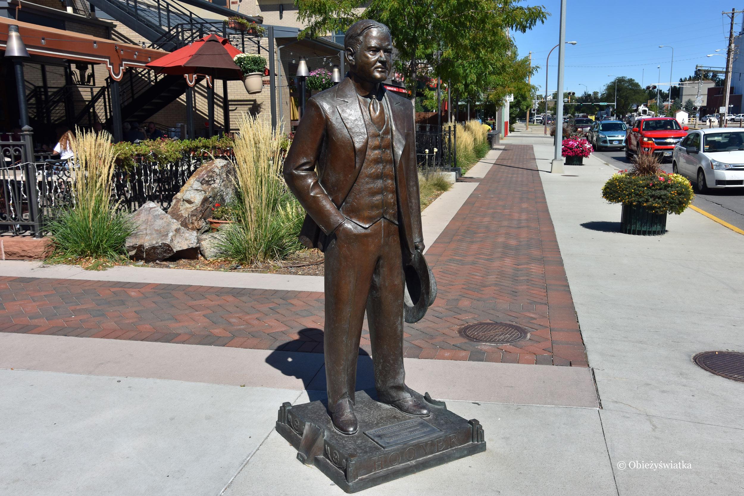 31. prezydent Herbert Hoover