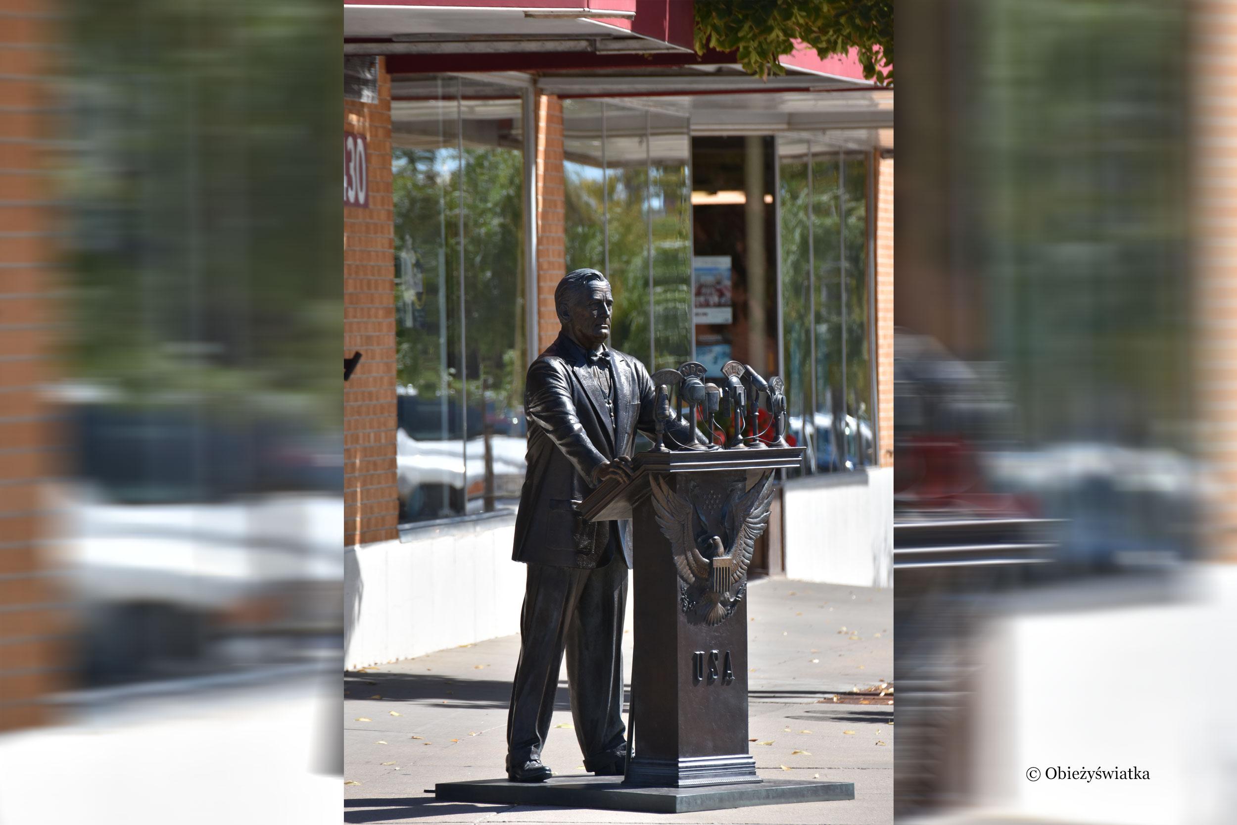 32. prezydent Franklin Delano Roosevelt