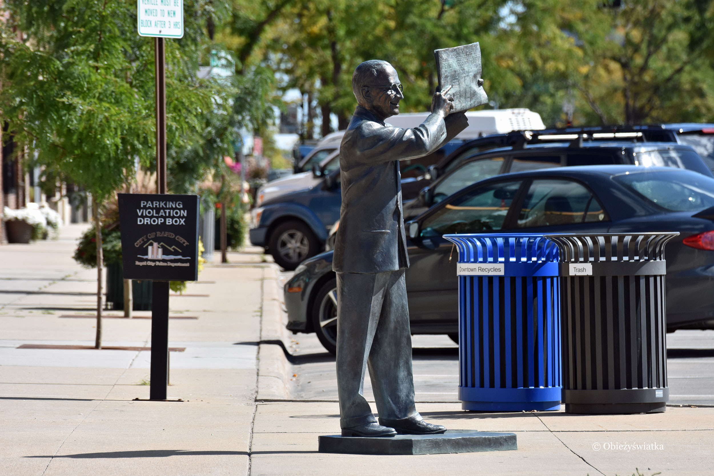 33. prezydent Harry S. Truman