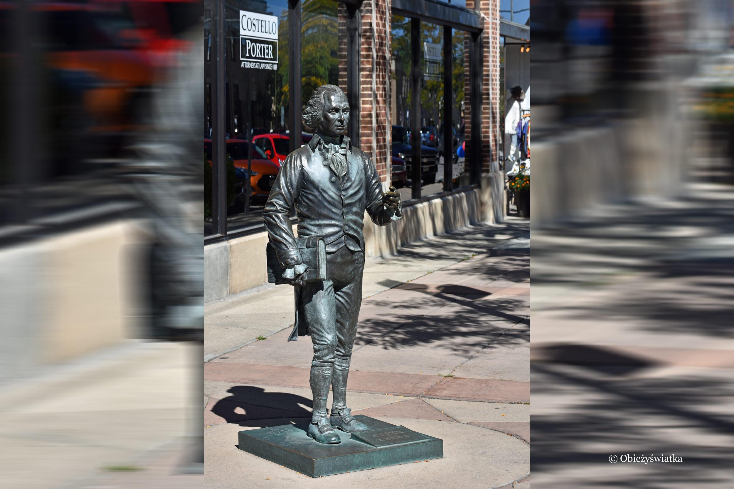 4. prezydent James Madison
