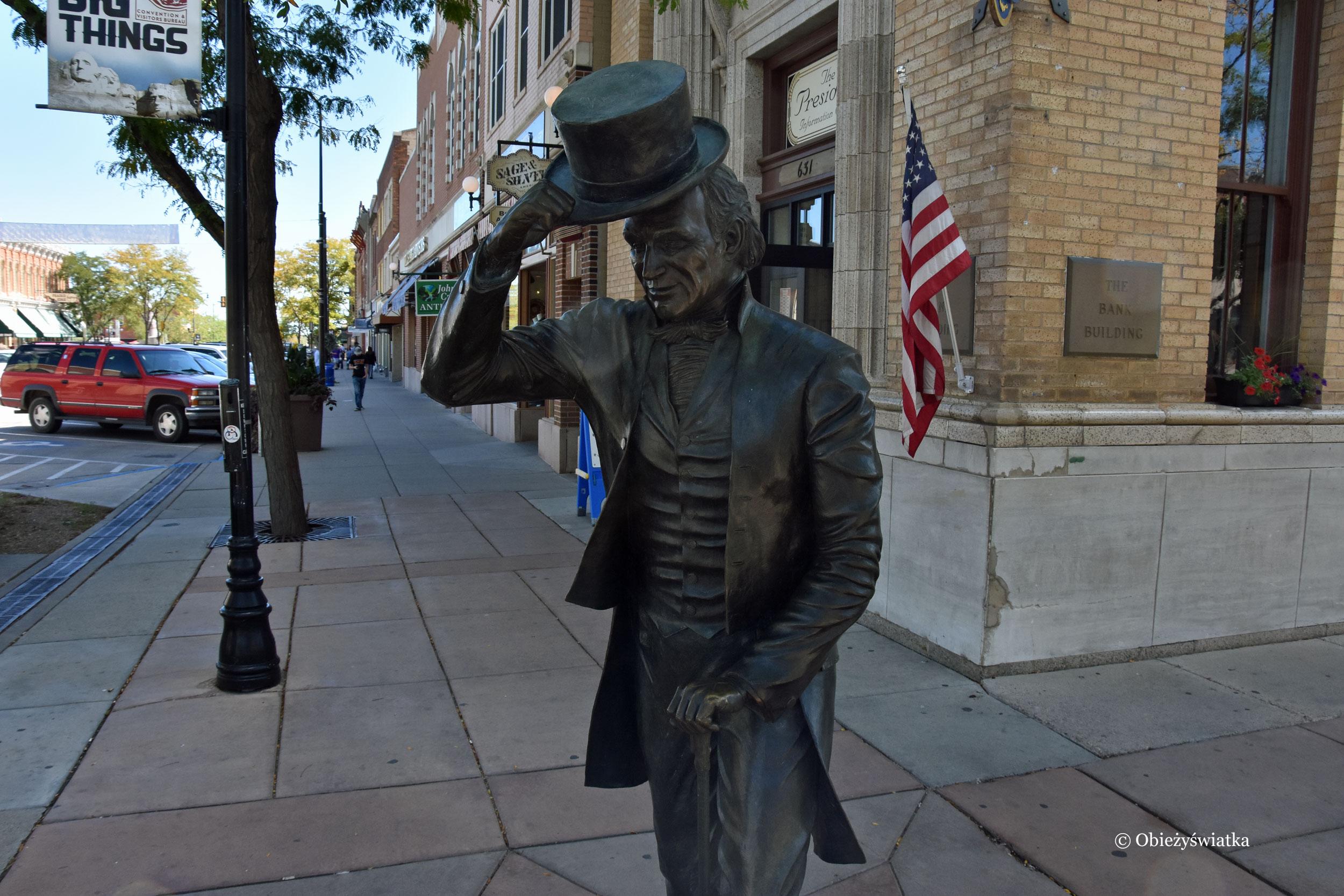5. prezydent James Monroe