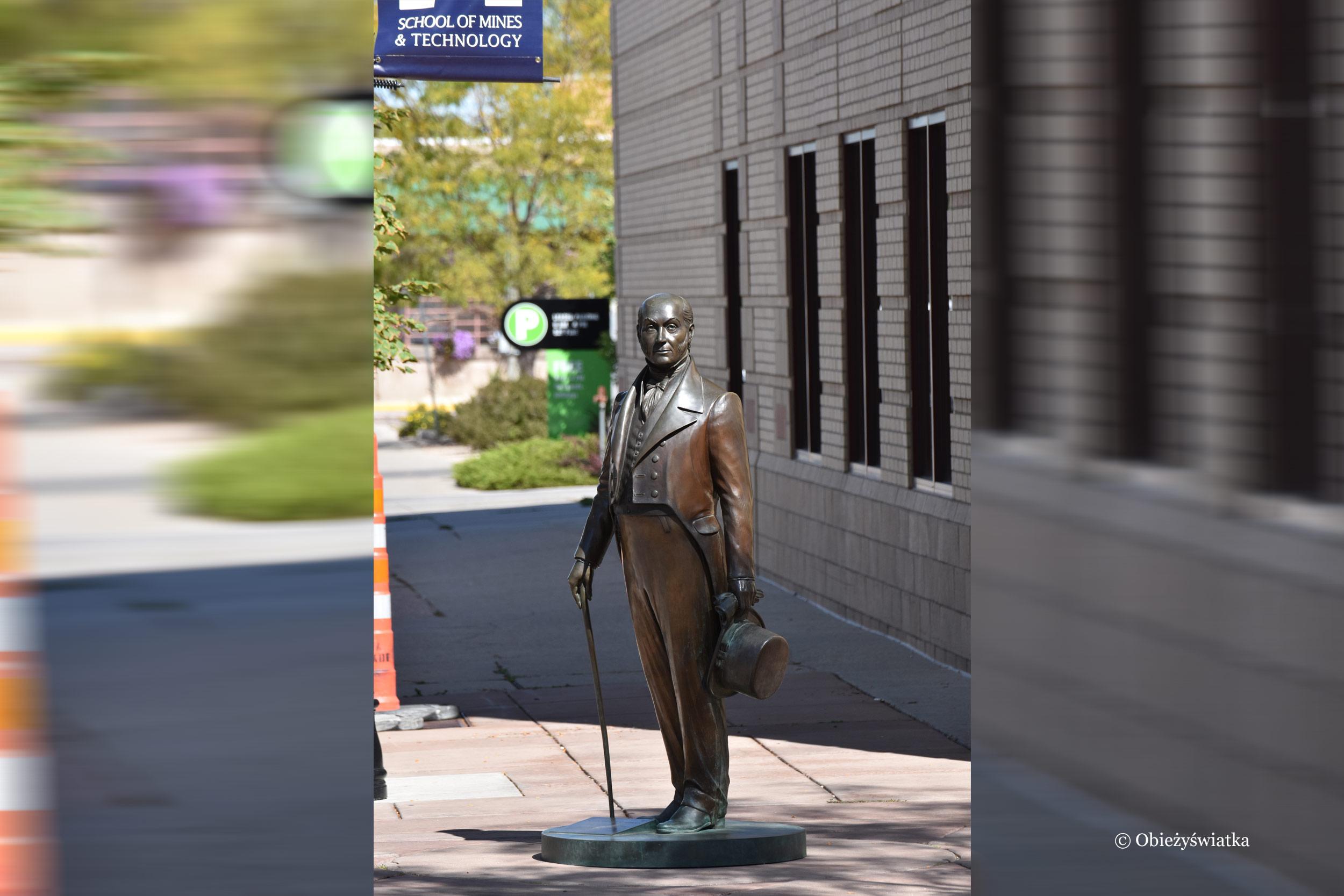 6. prezydent John Quincy Adams