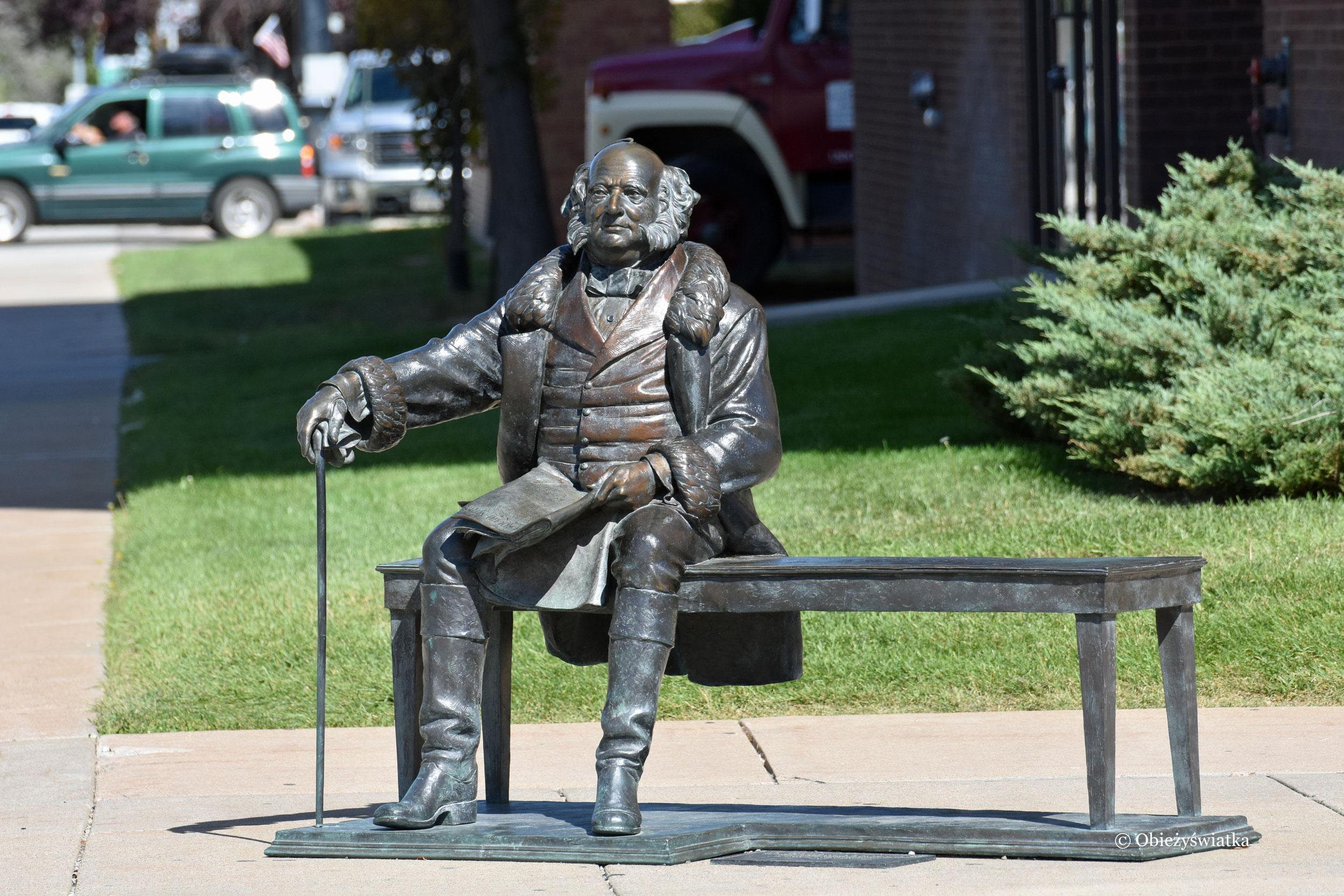 8. prezydent Martin Van Buren