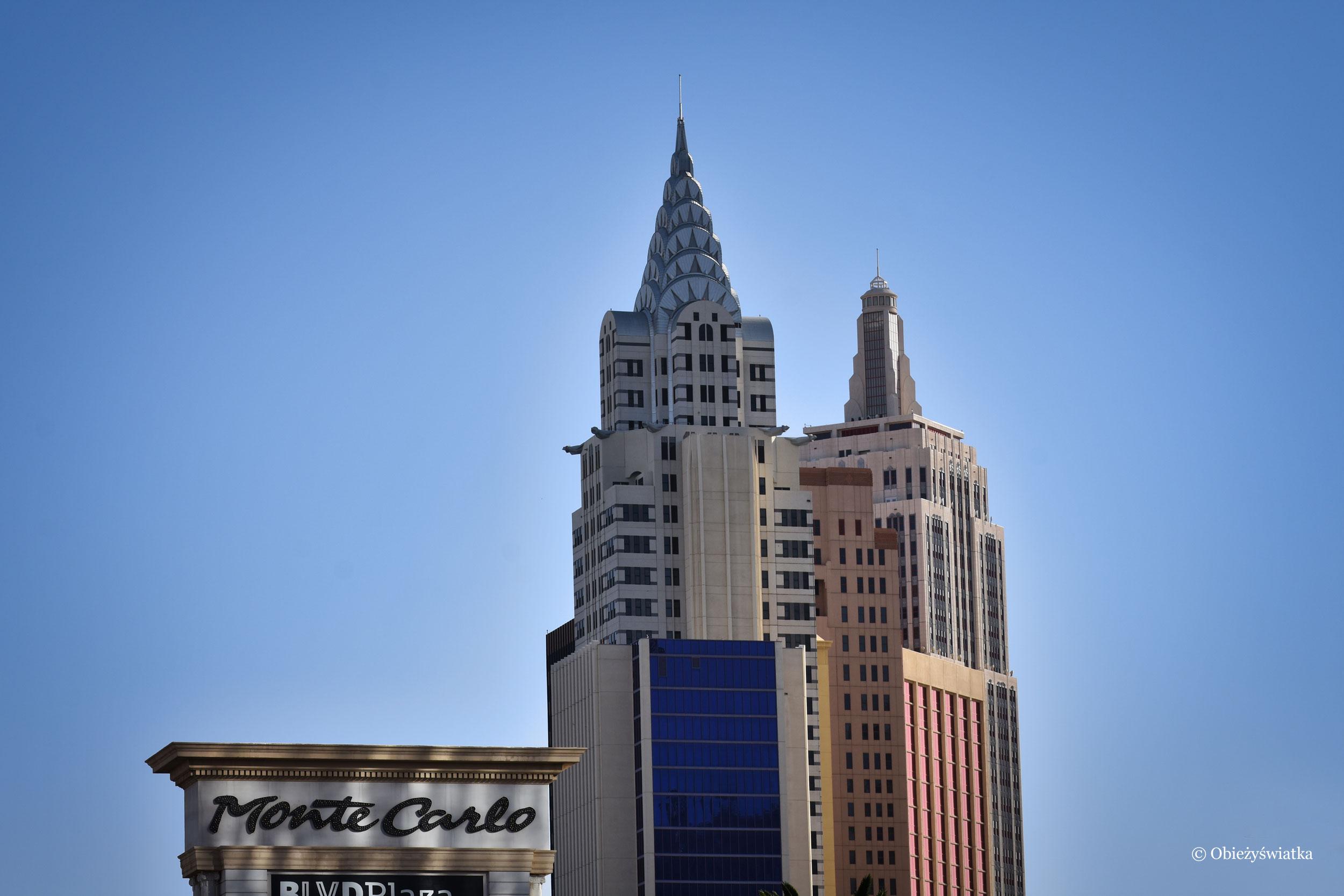 Symbol Nowego Jorku w Las Vegas :)