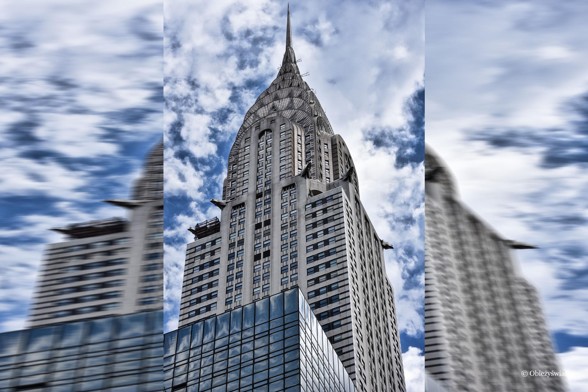 Nowojorski Chrysler Building