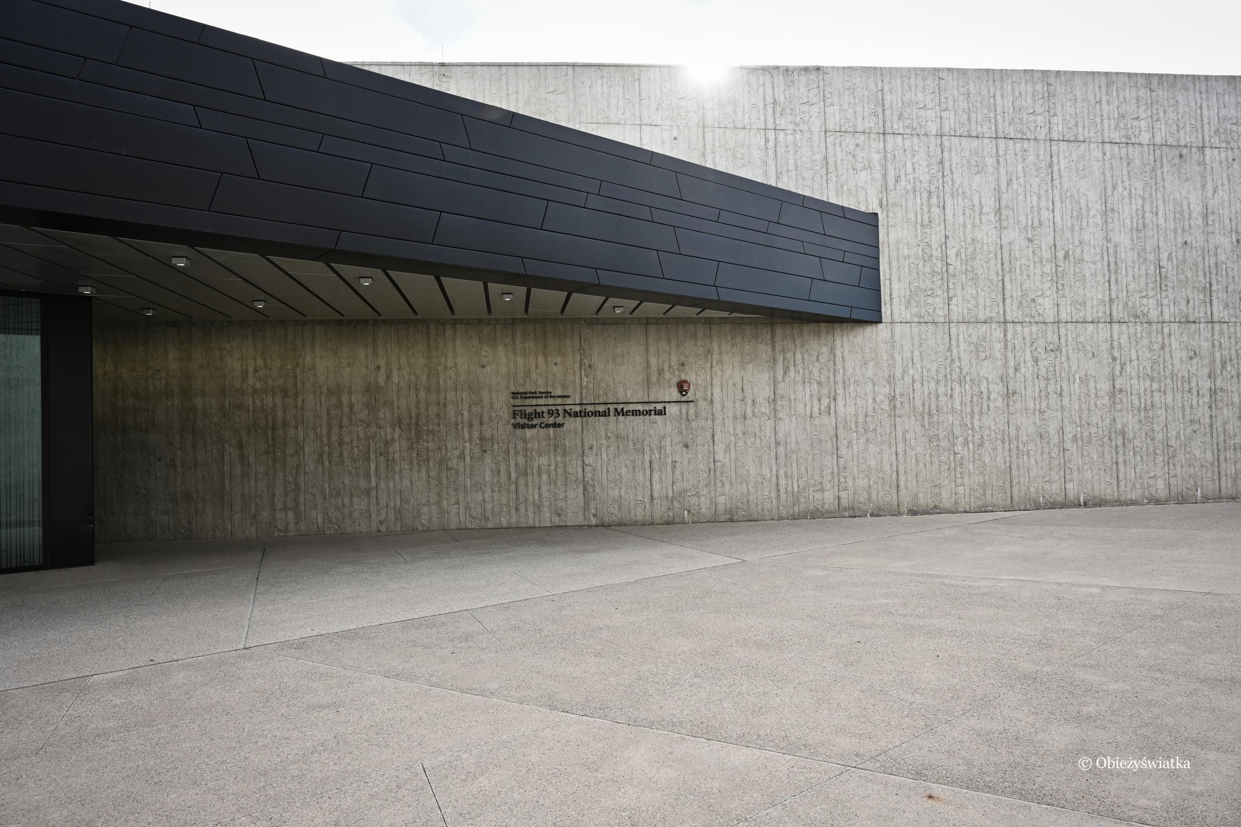 Muzeum, Miejsce Pamięci Flight 93 w Pensylwanii