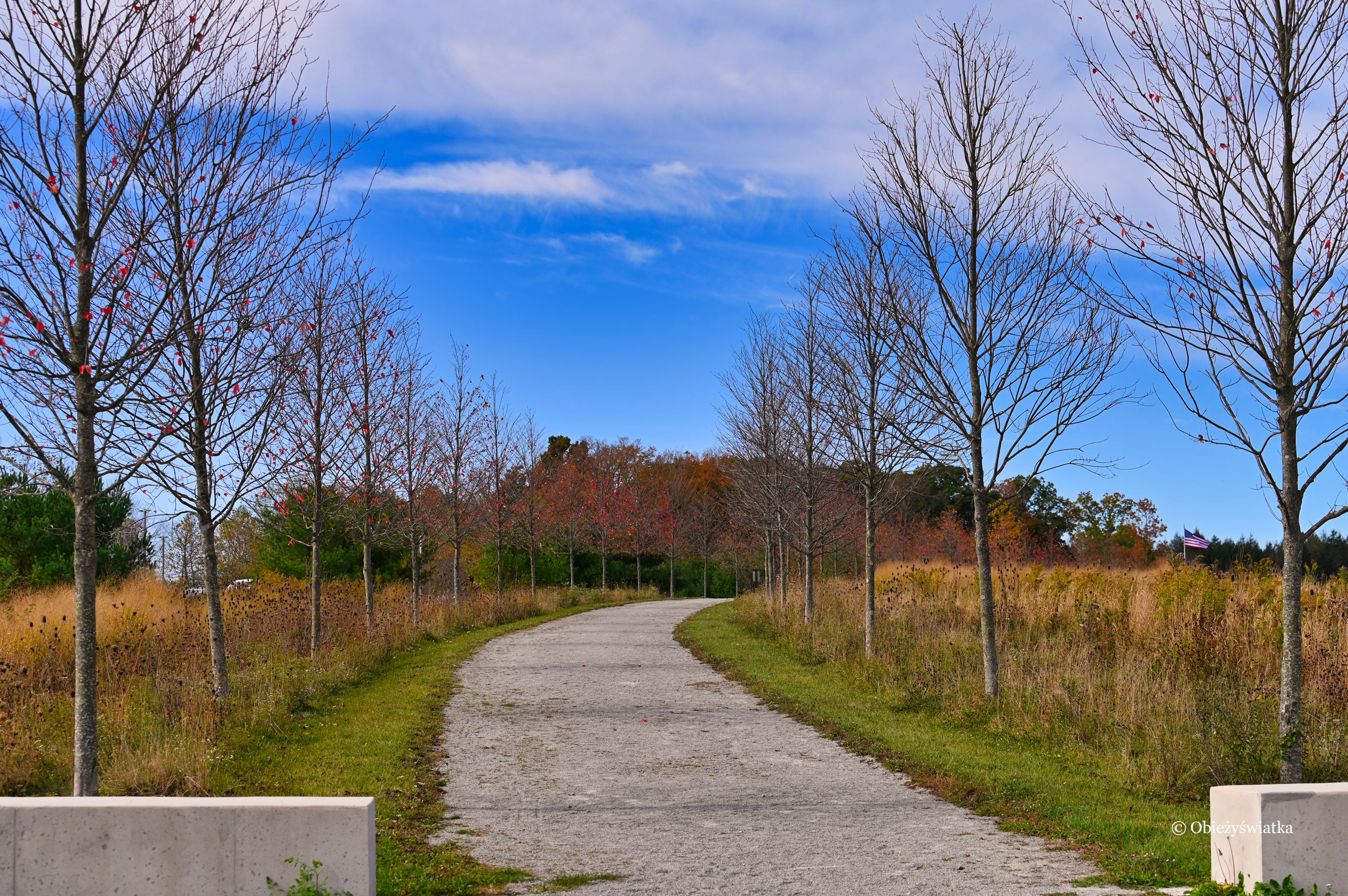Memorial Trail, Flight 93 Memorial, Pennsylvania