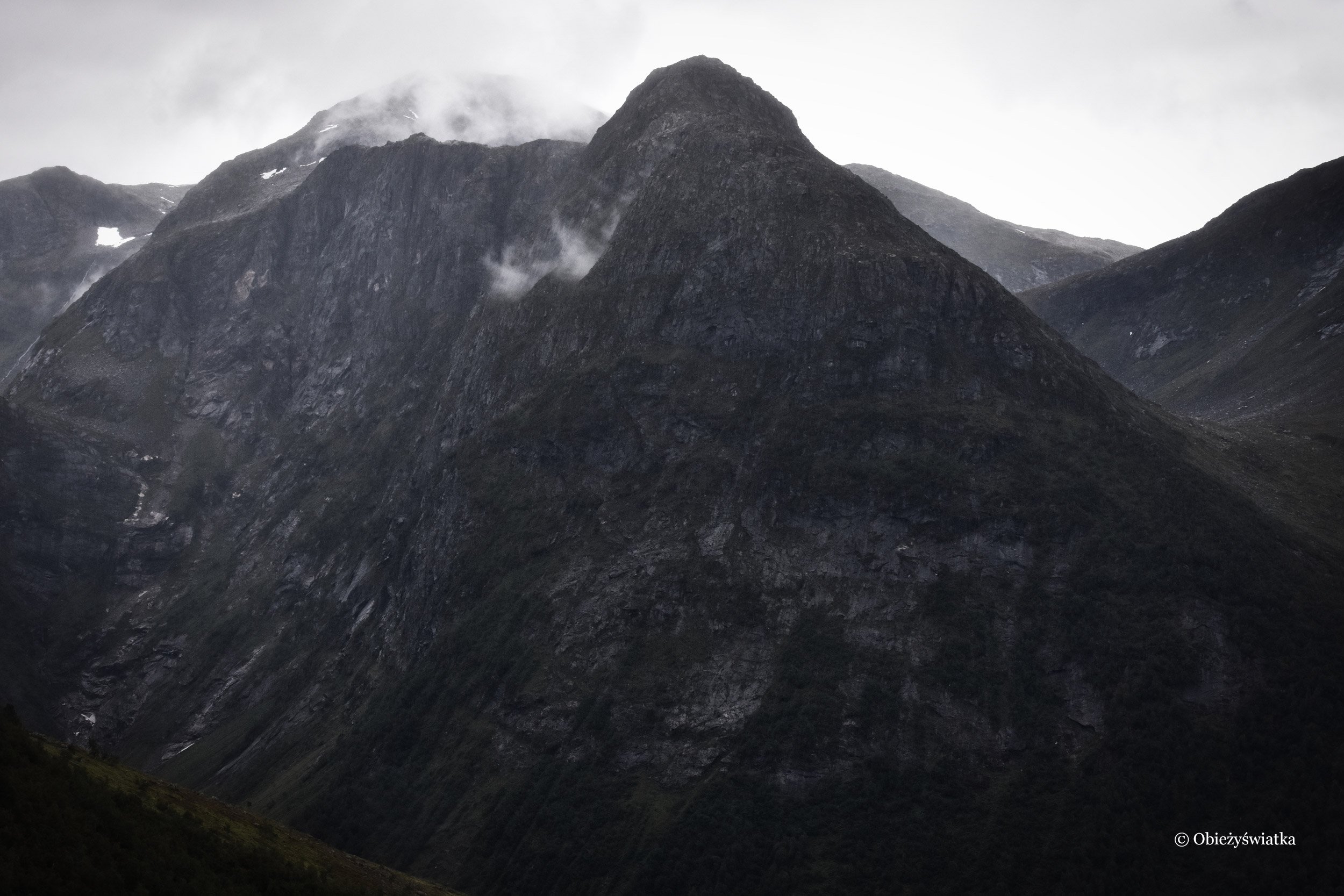 Gaularfjellet, Norwegia