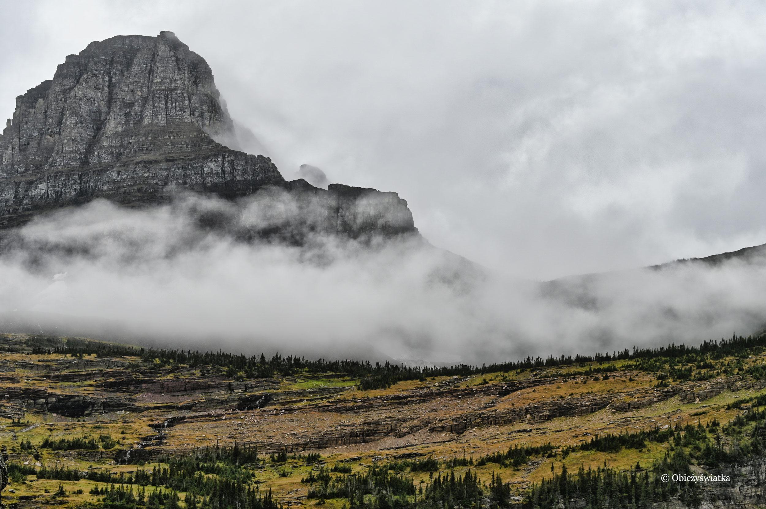 Mount Reynolds, Glacier National Park, USA