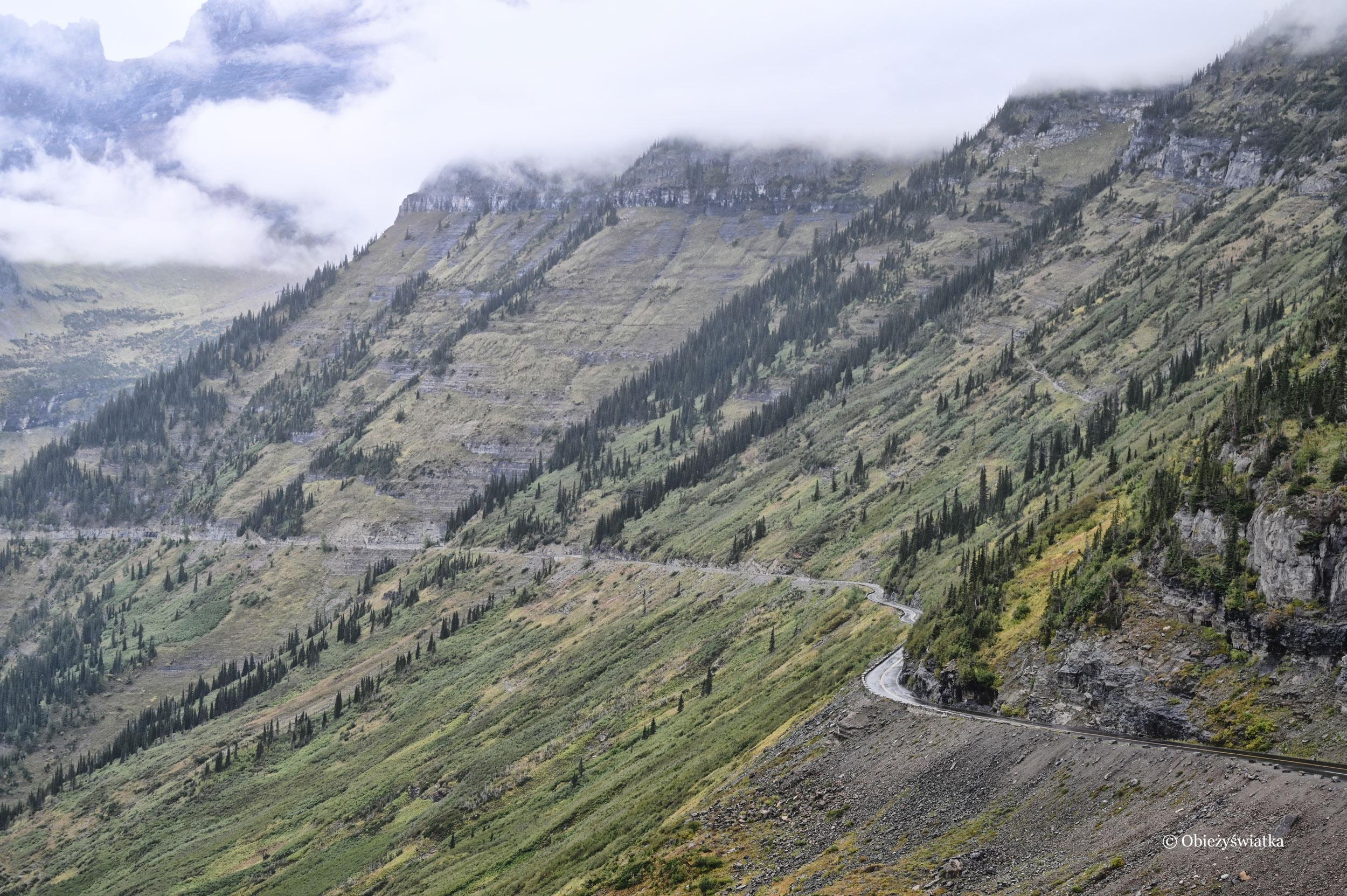 Glacier National Park / Park Narodowy Glacier, Montana