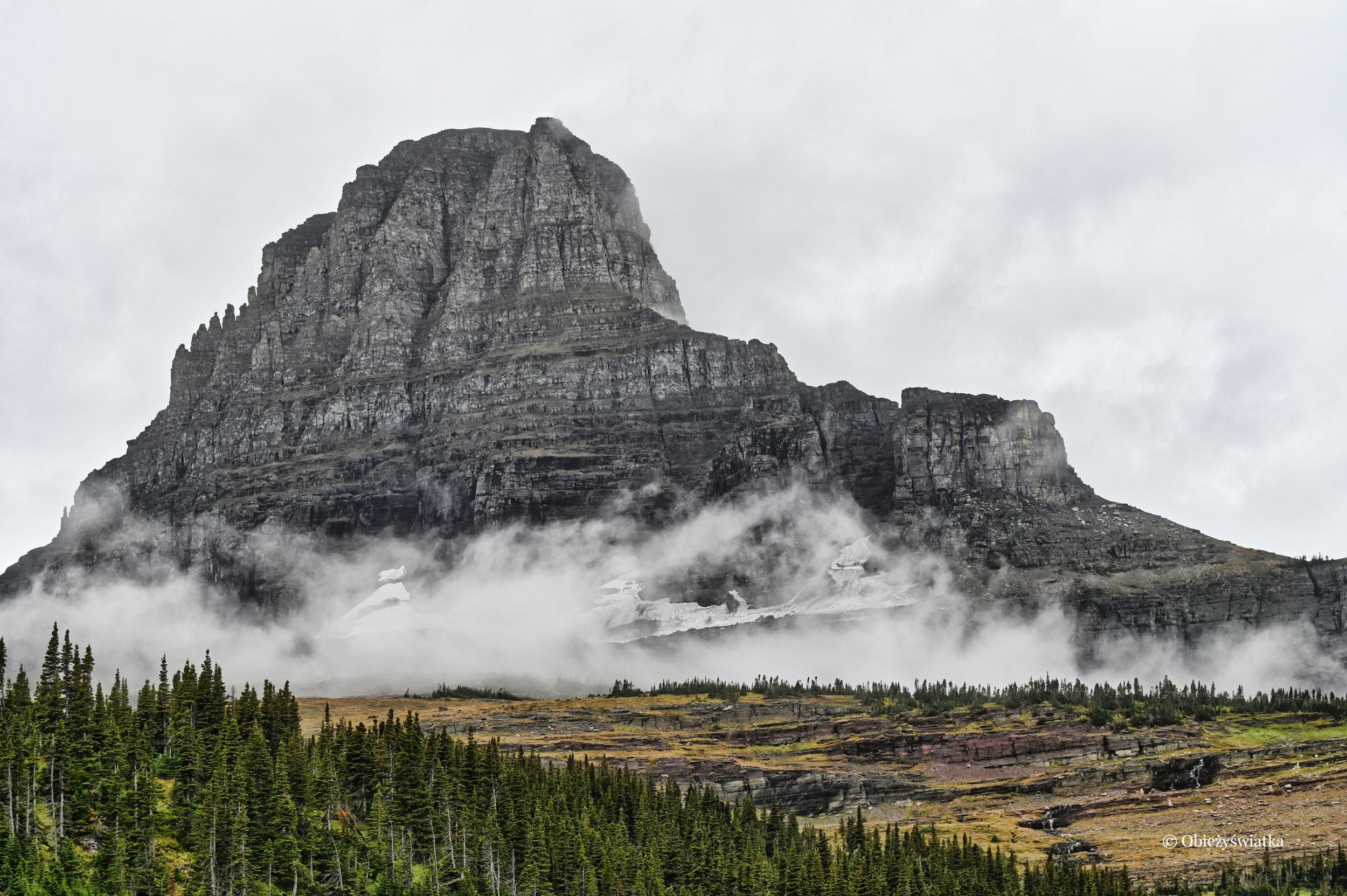 Mount Reynolds, Glacier National Park, UMontana