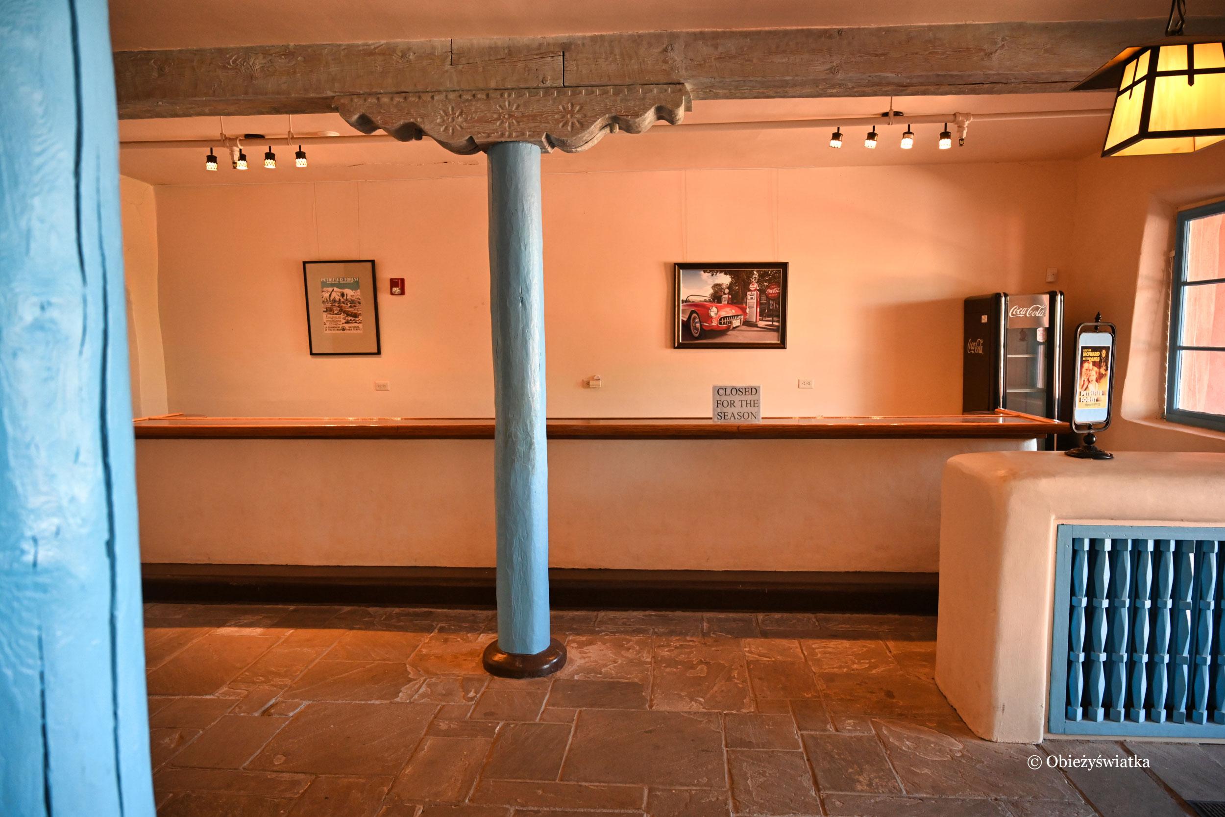 Painted Desert Inn - dziś to małe muzeum