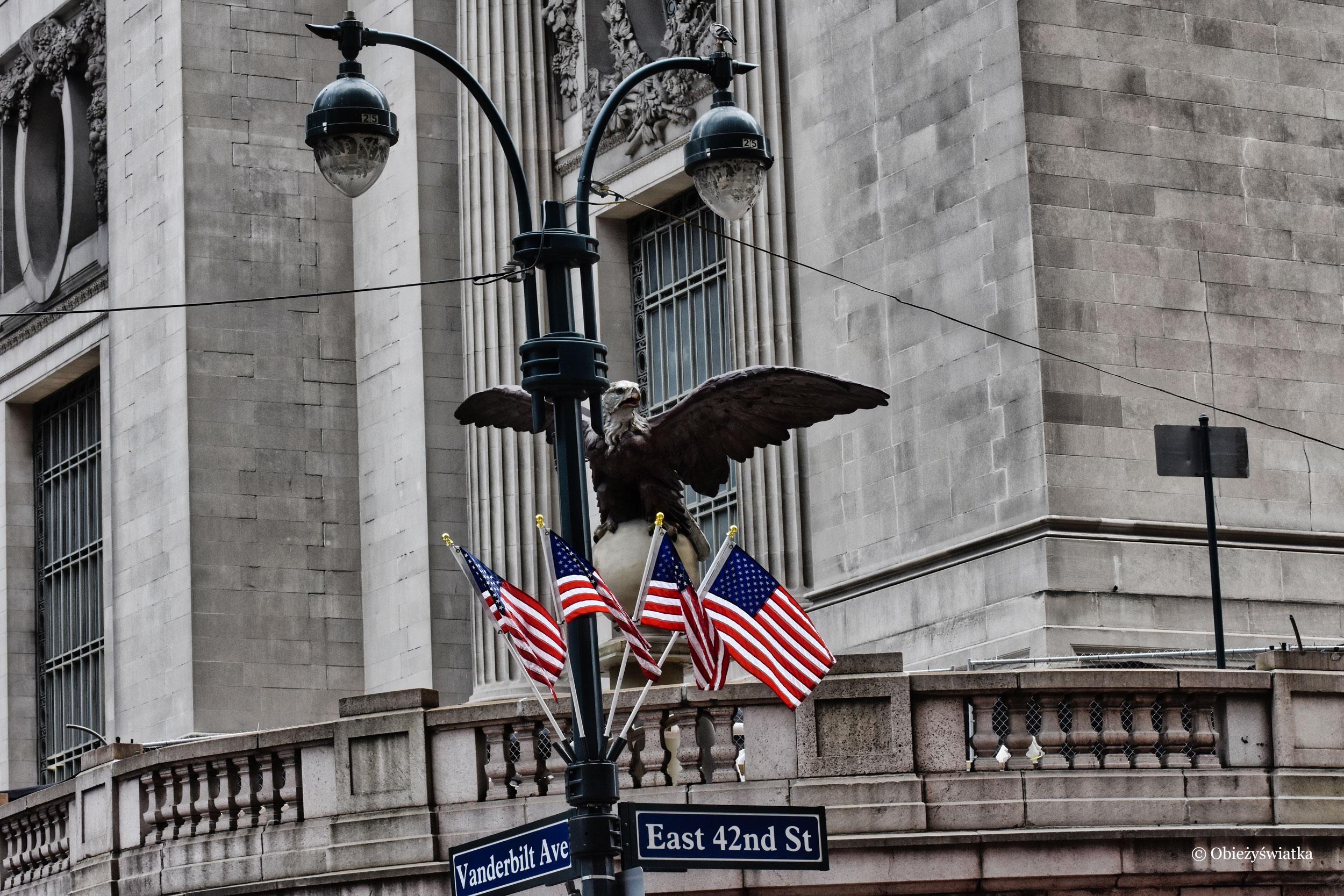 Ulice Nowego Jorku, USA