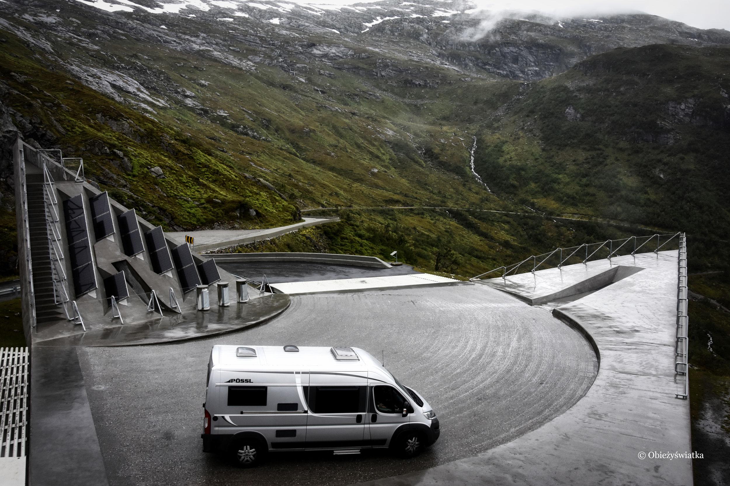 Utsikten - punkt widokowy, Norwegia