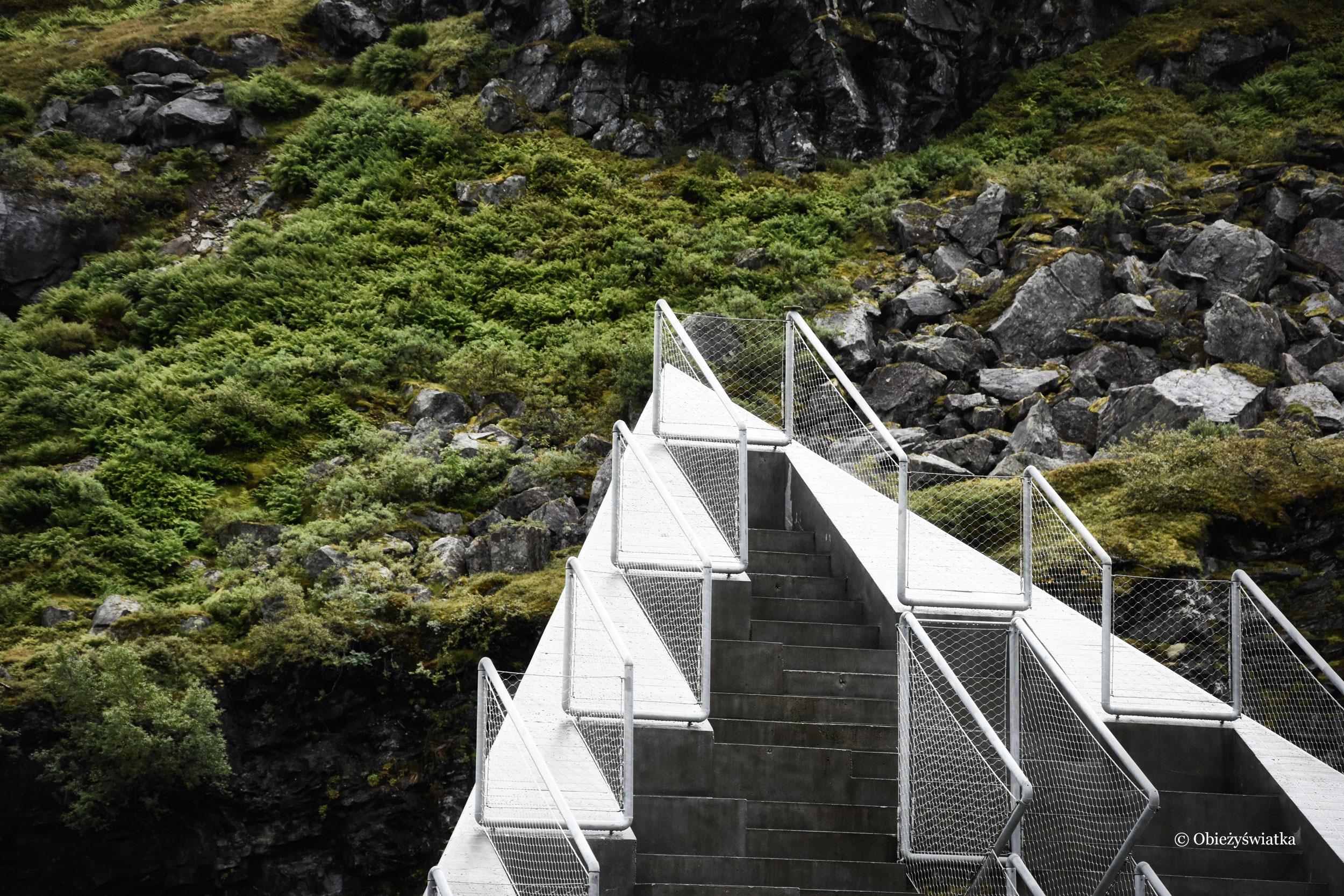 ... nie ma Obieżyświatki.... , Utsikten, Norwegia