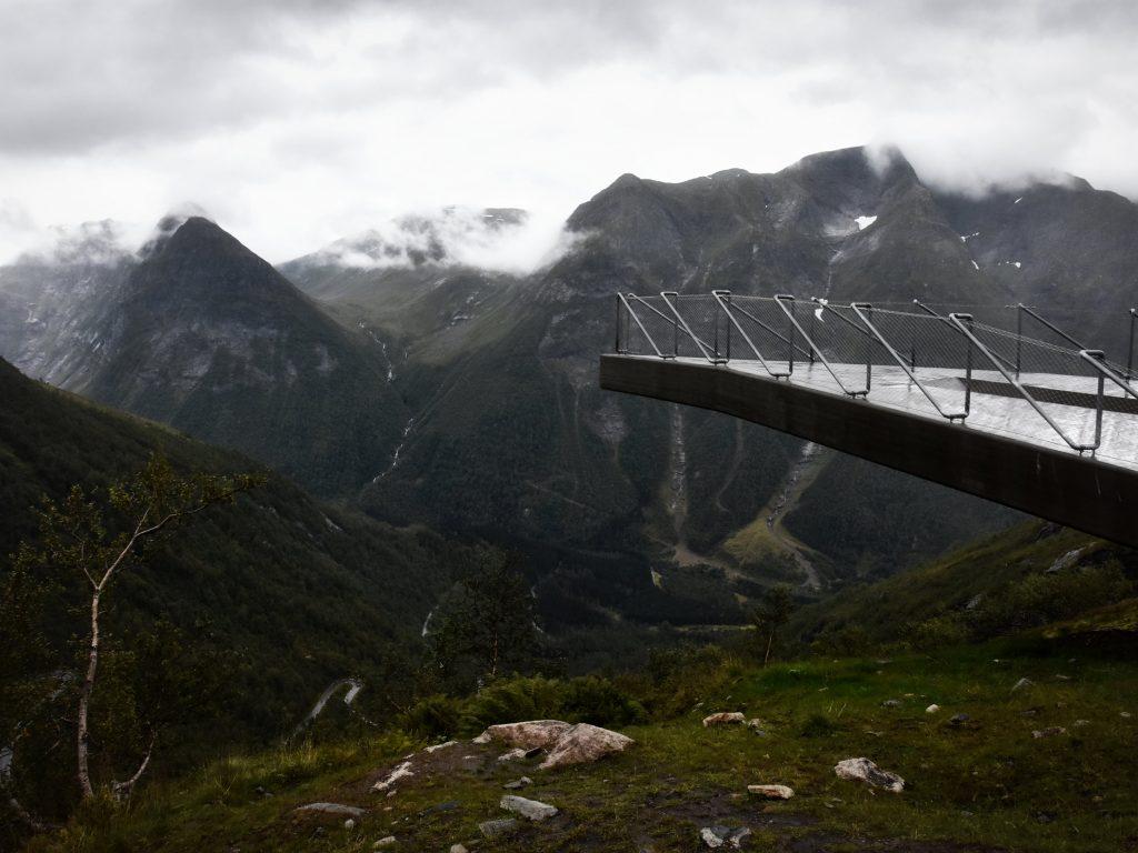Gaularfjellet i Utsikten, Norwegia