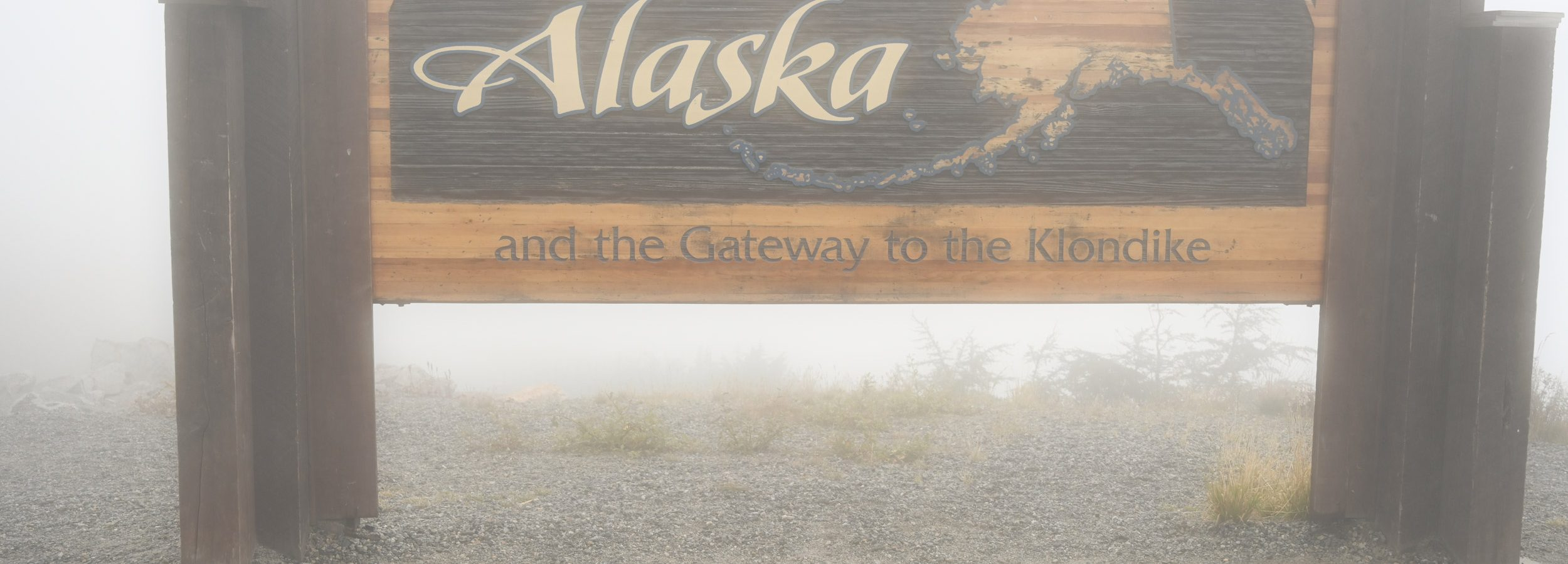 Welcome to Alaska! :)