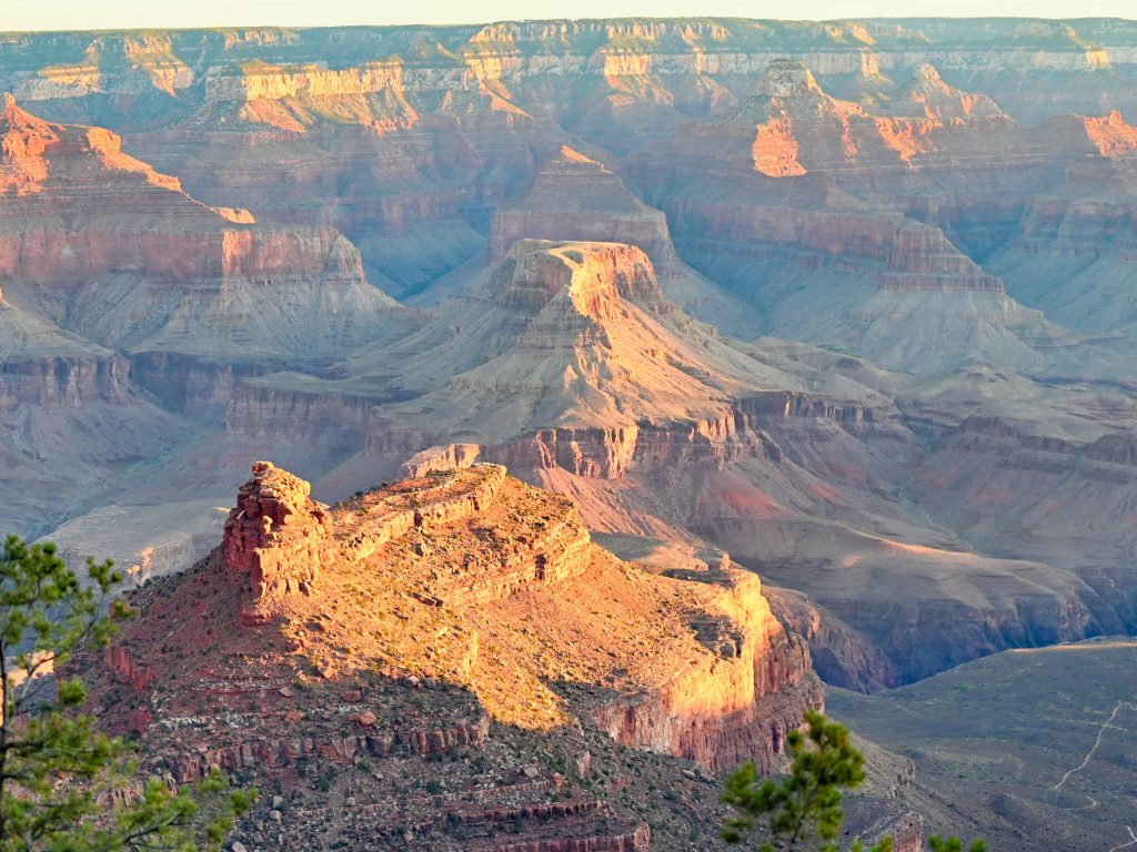 Grand Canyon - Wielki Kanion, Arizona