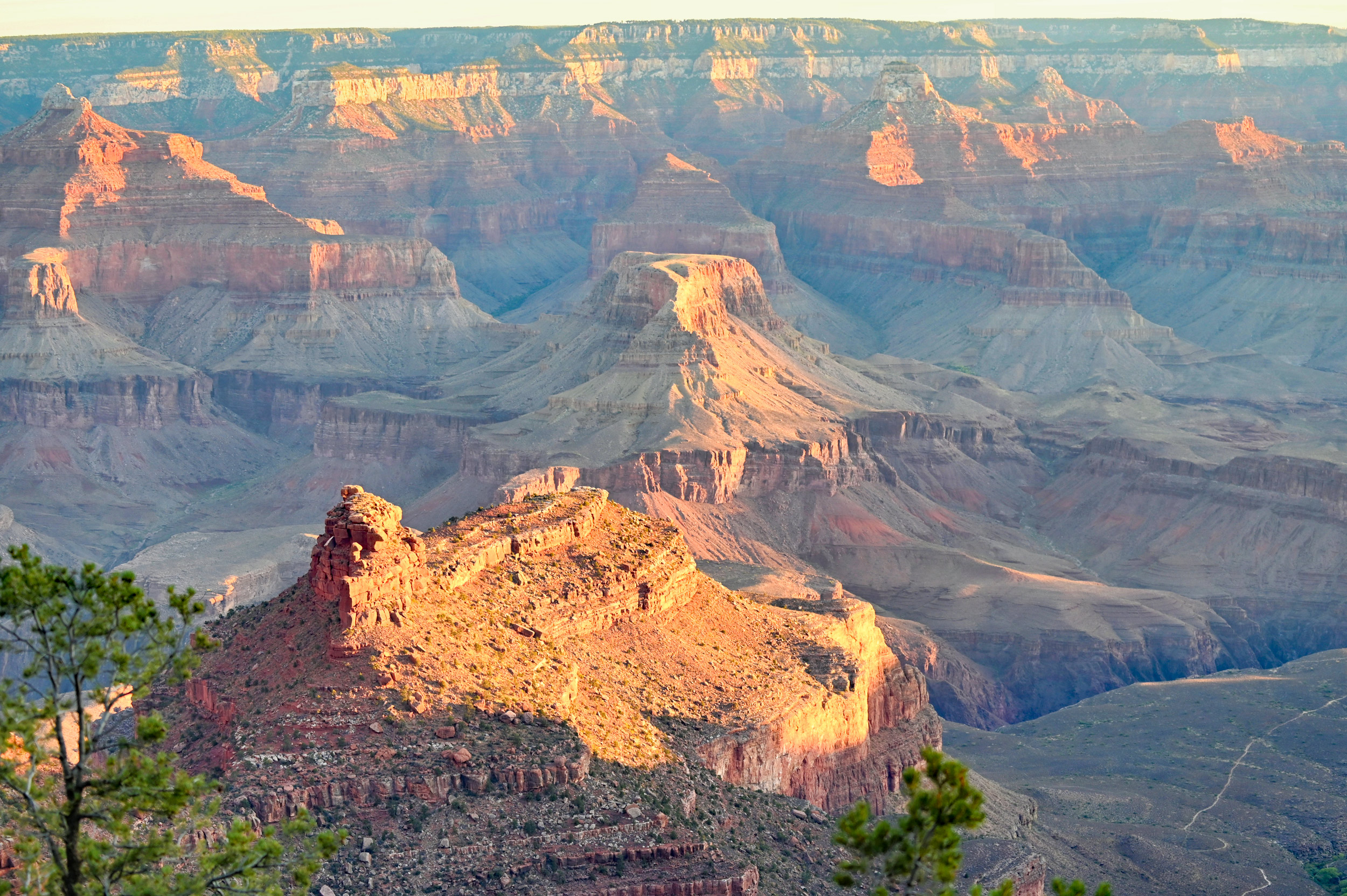 Grand Canyon - Wielki Kanion, Arizona