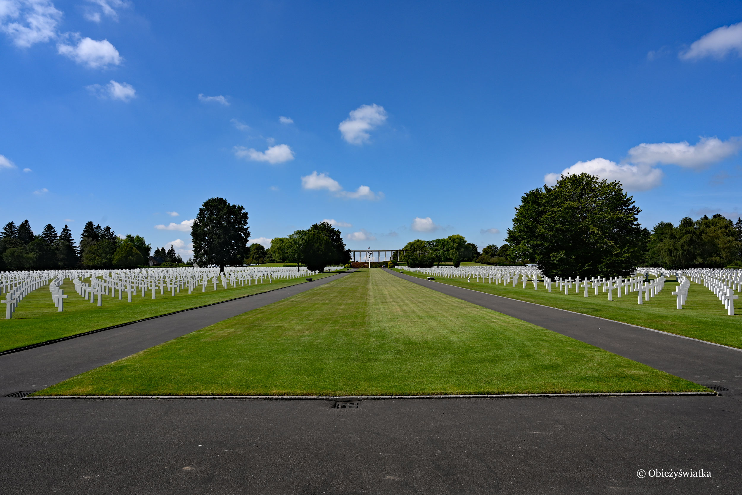 Amerykańska nekropolia w Henri Chapelle, Belgia